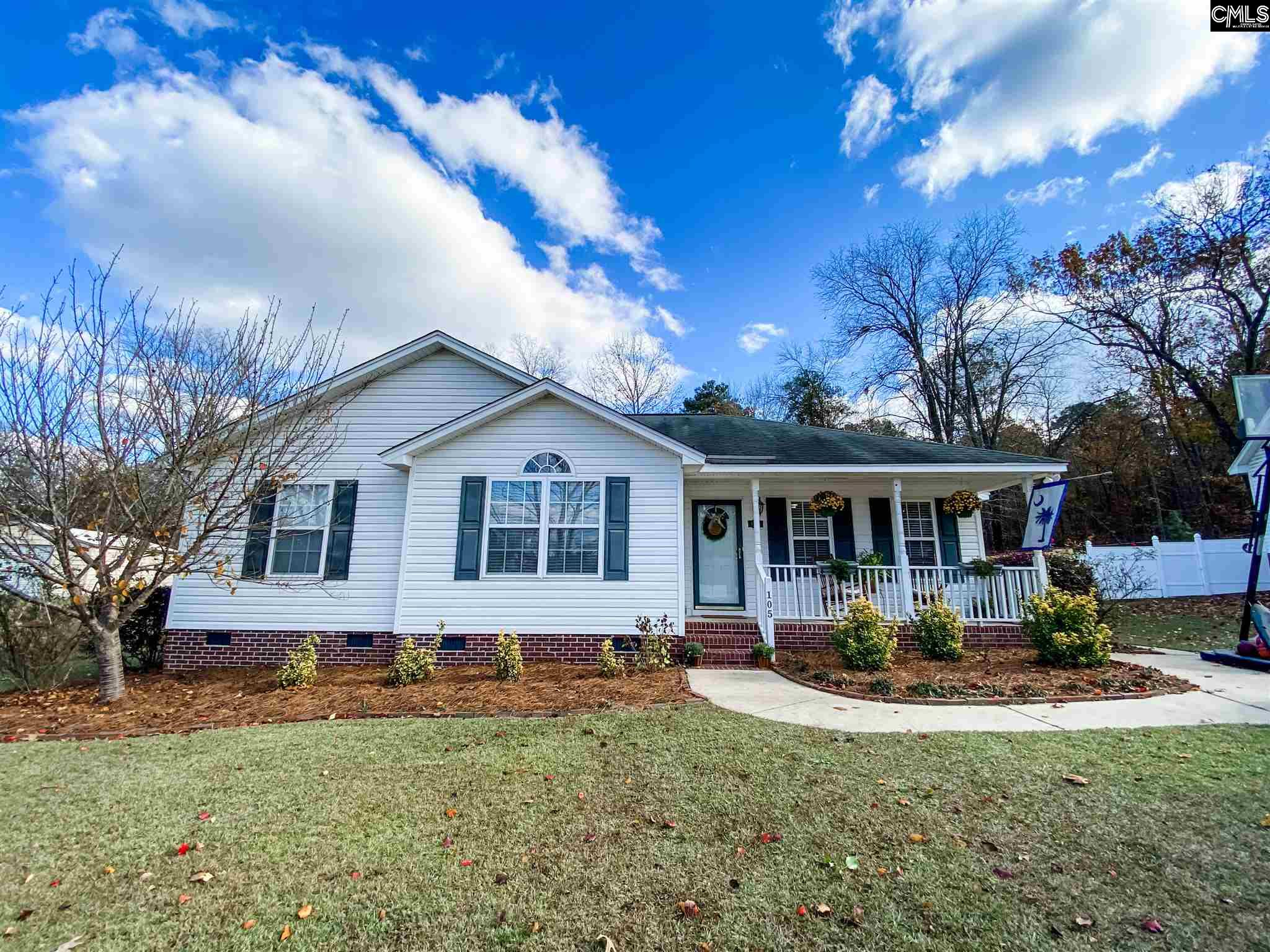 105 Chasehunt West Columbia, SC 29172-2406