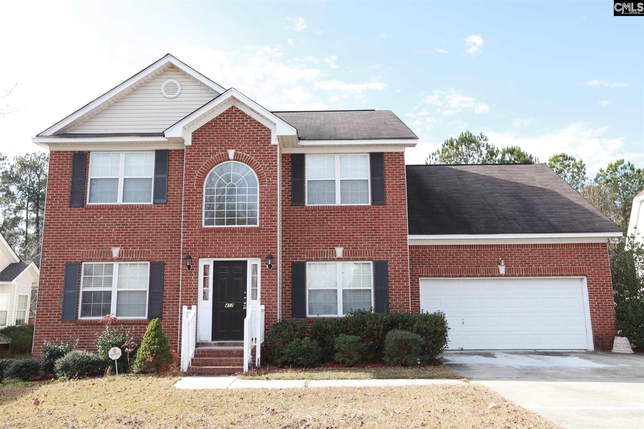 417 Brickingham Way Columbia, SC 29229-9534