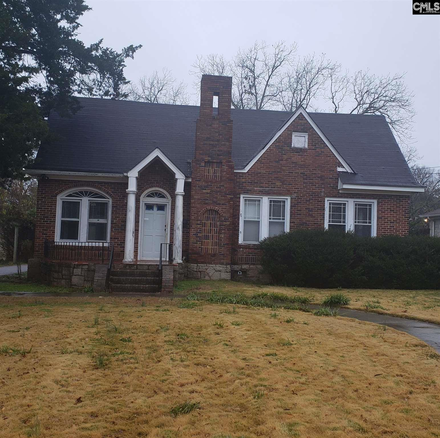 114 W High Street Winnsboro, SC 29180