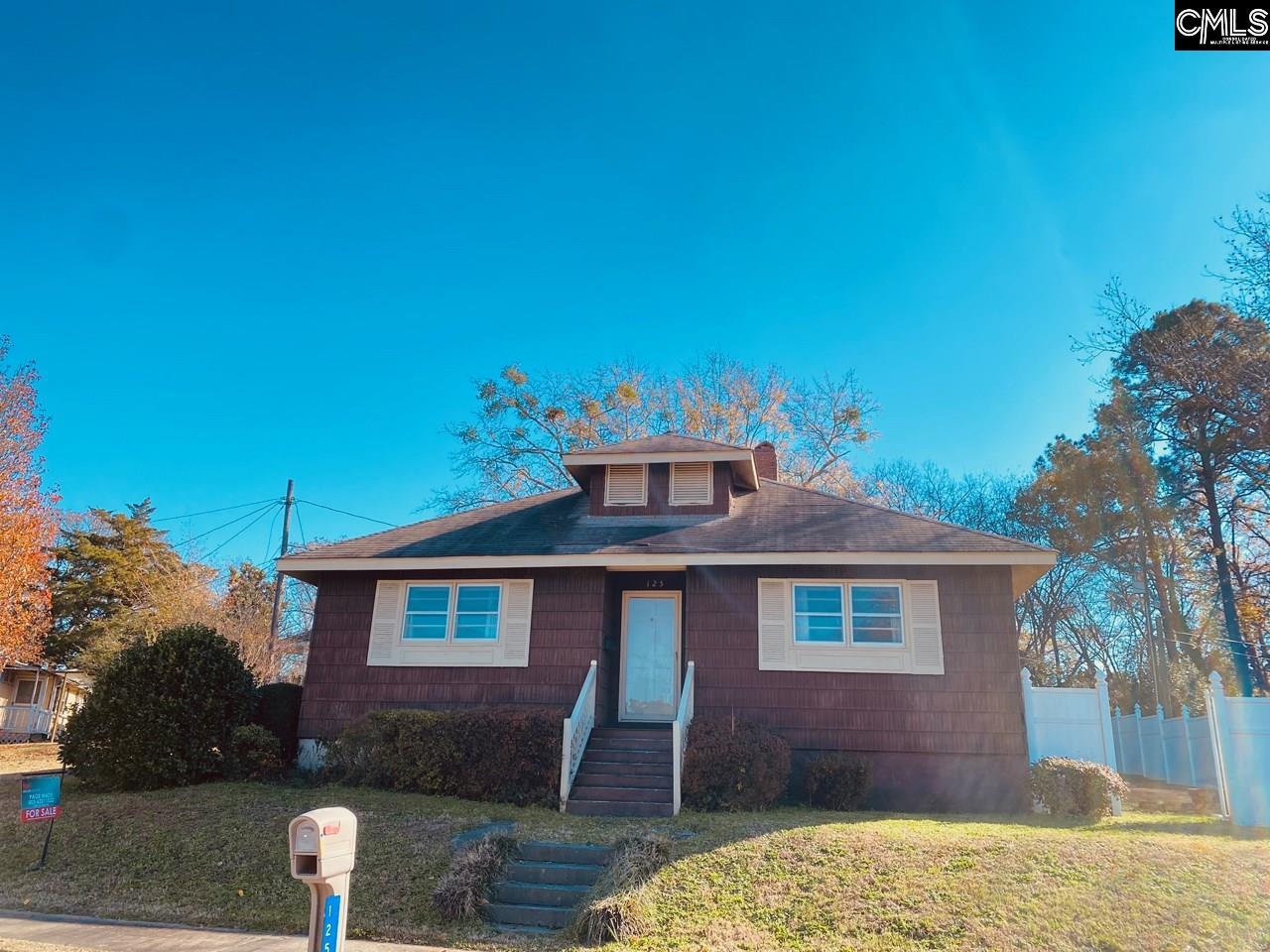 125 Cedar Street Winnsboro, SC 29180
