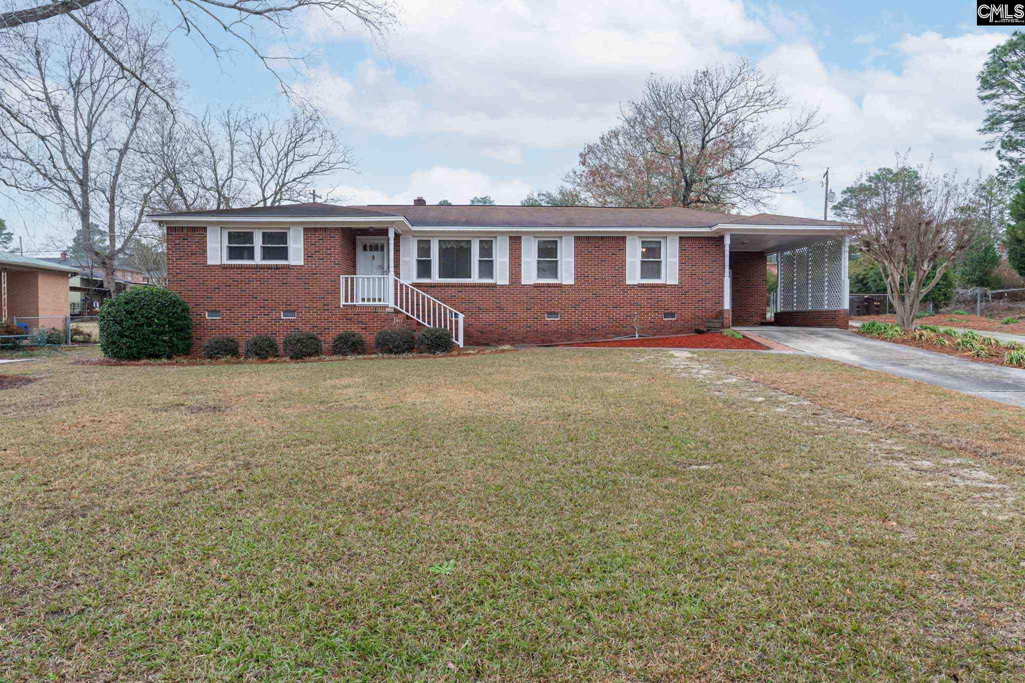 3202 Hilldale Road West Columbia, SC 29170