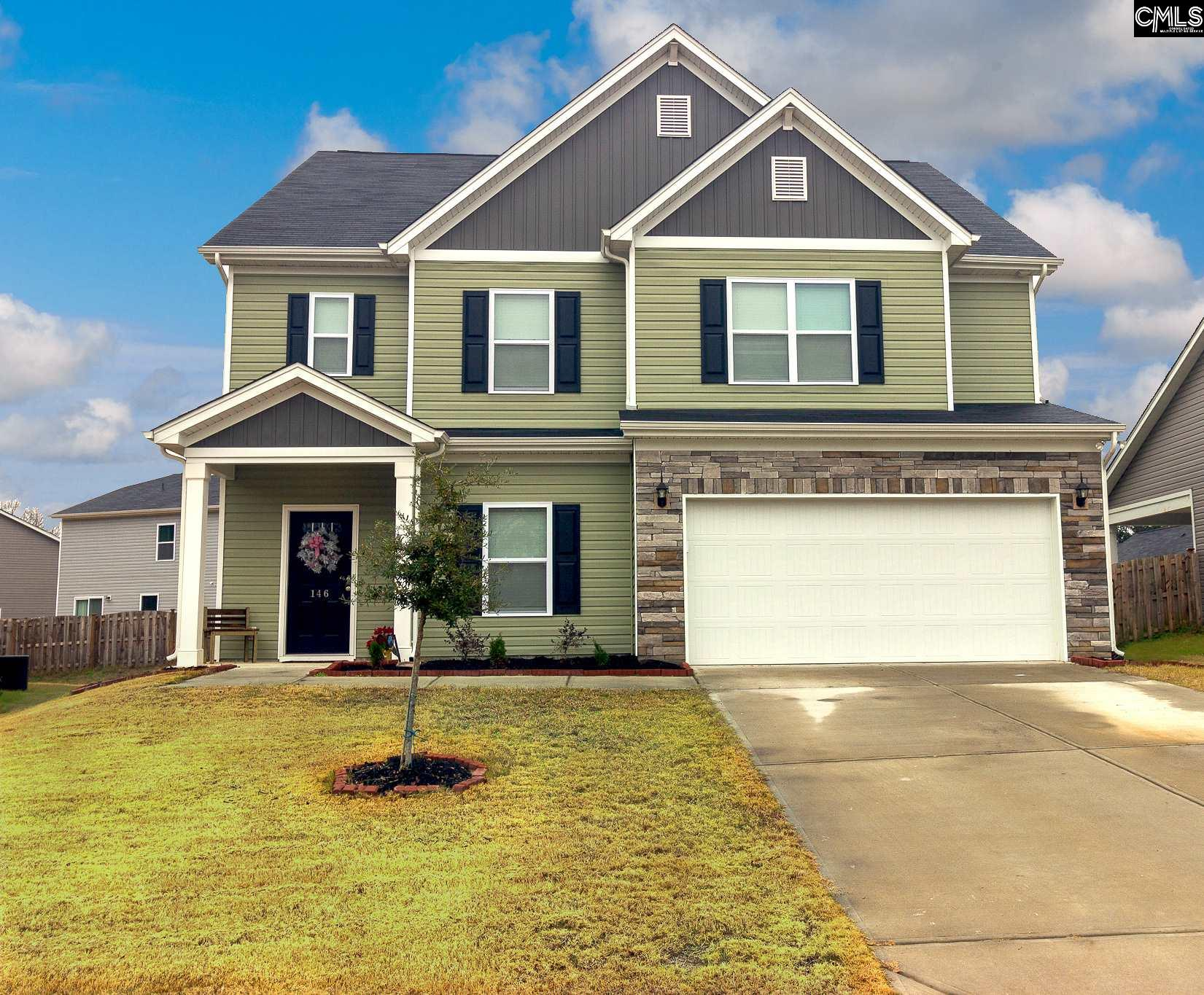 146 Plum Orchard Drive West Columbia, SC 29170-4500