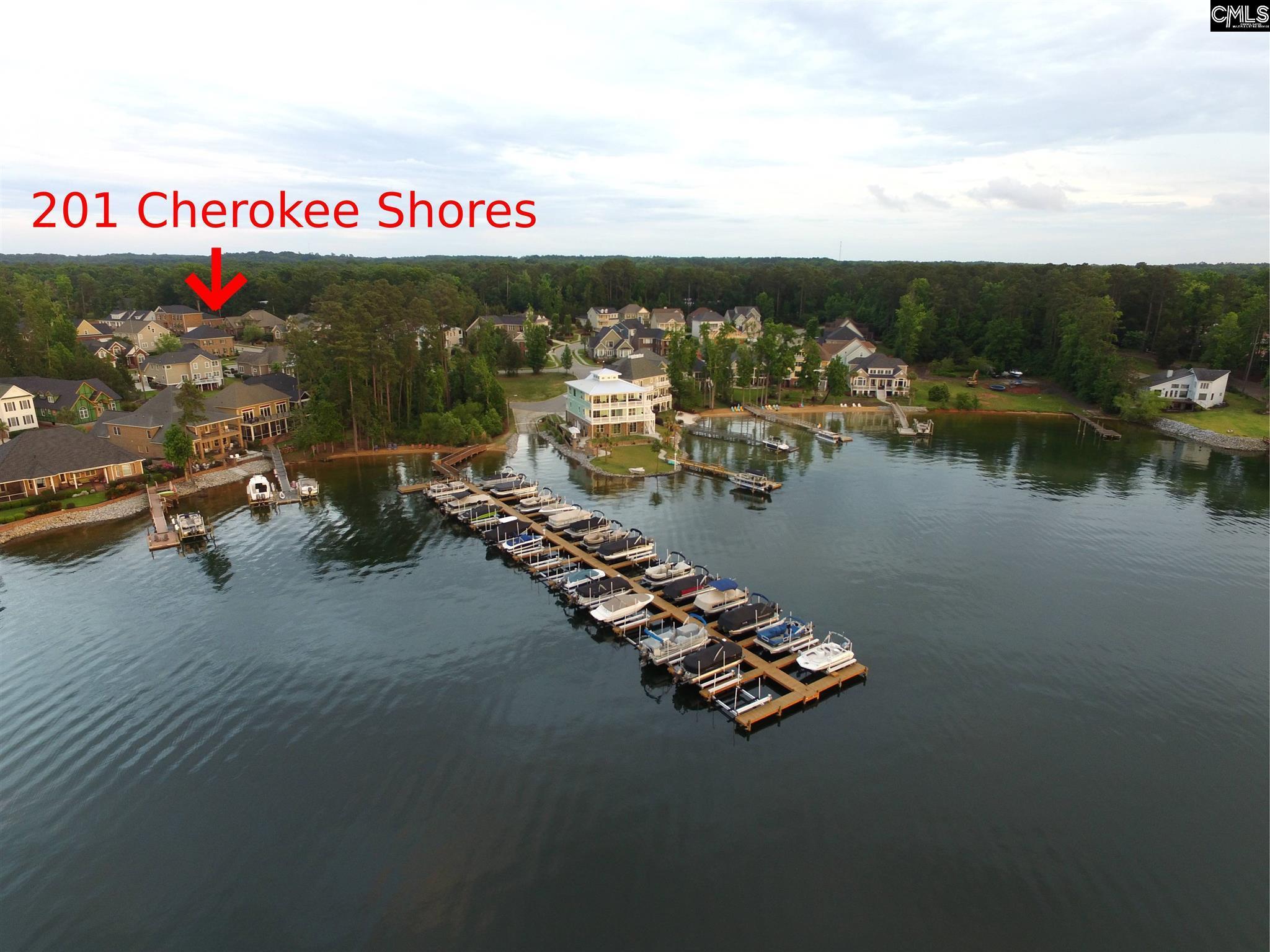 201 Cherokee Shores Drive Lexington, SC 29072