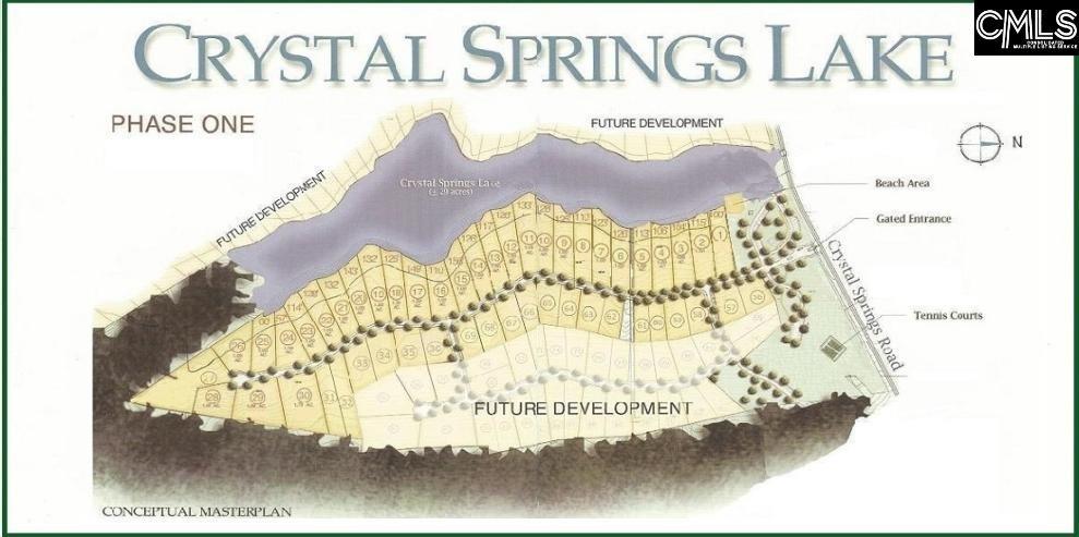 Lot 32 Living Waters Boulevard Lexington, SC 29073