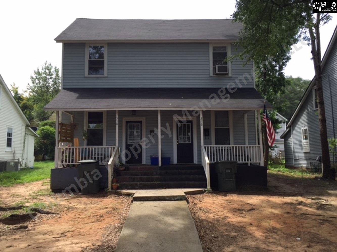 318 Picailly Street Columbia, SC 29201