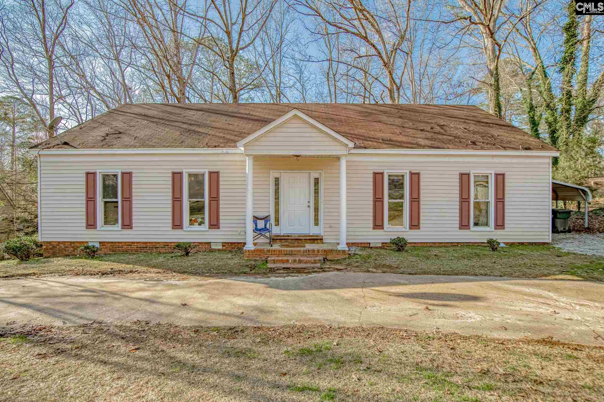 1621 North Woodstream Road Columbia, SC 29212