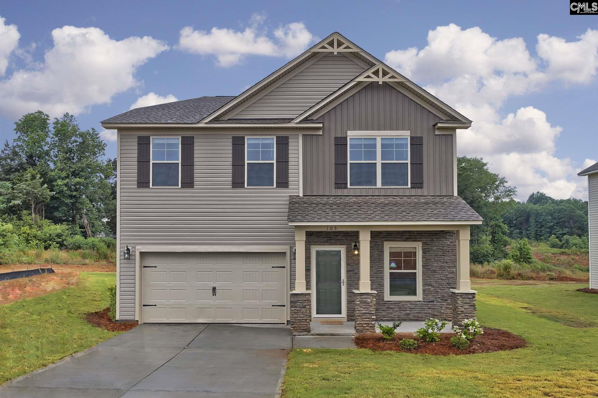 107 Calming Creek (lot 3) Way Elgin, SC 29045