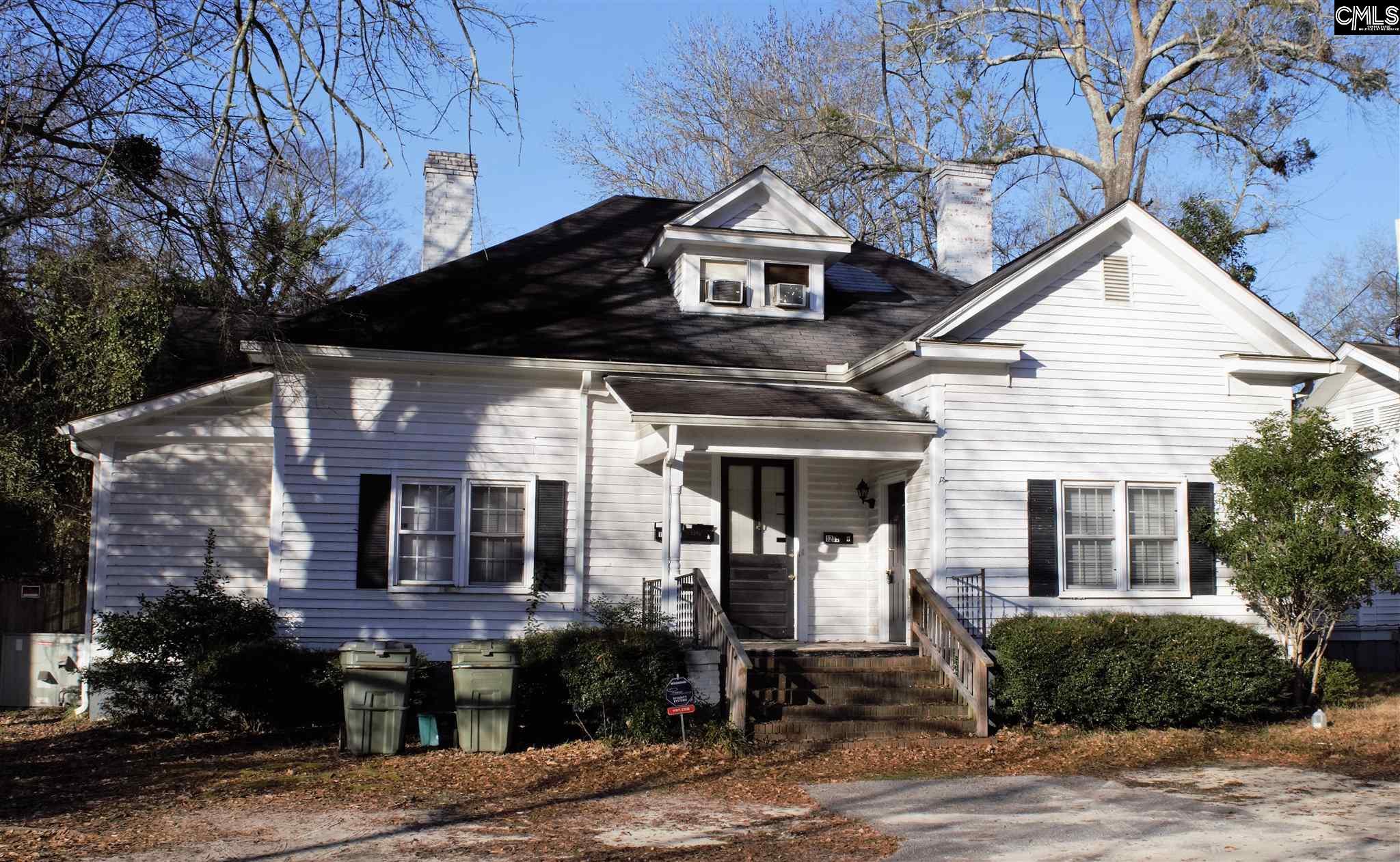 1205 Mill Street Camden, SC 29020