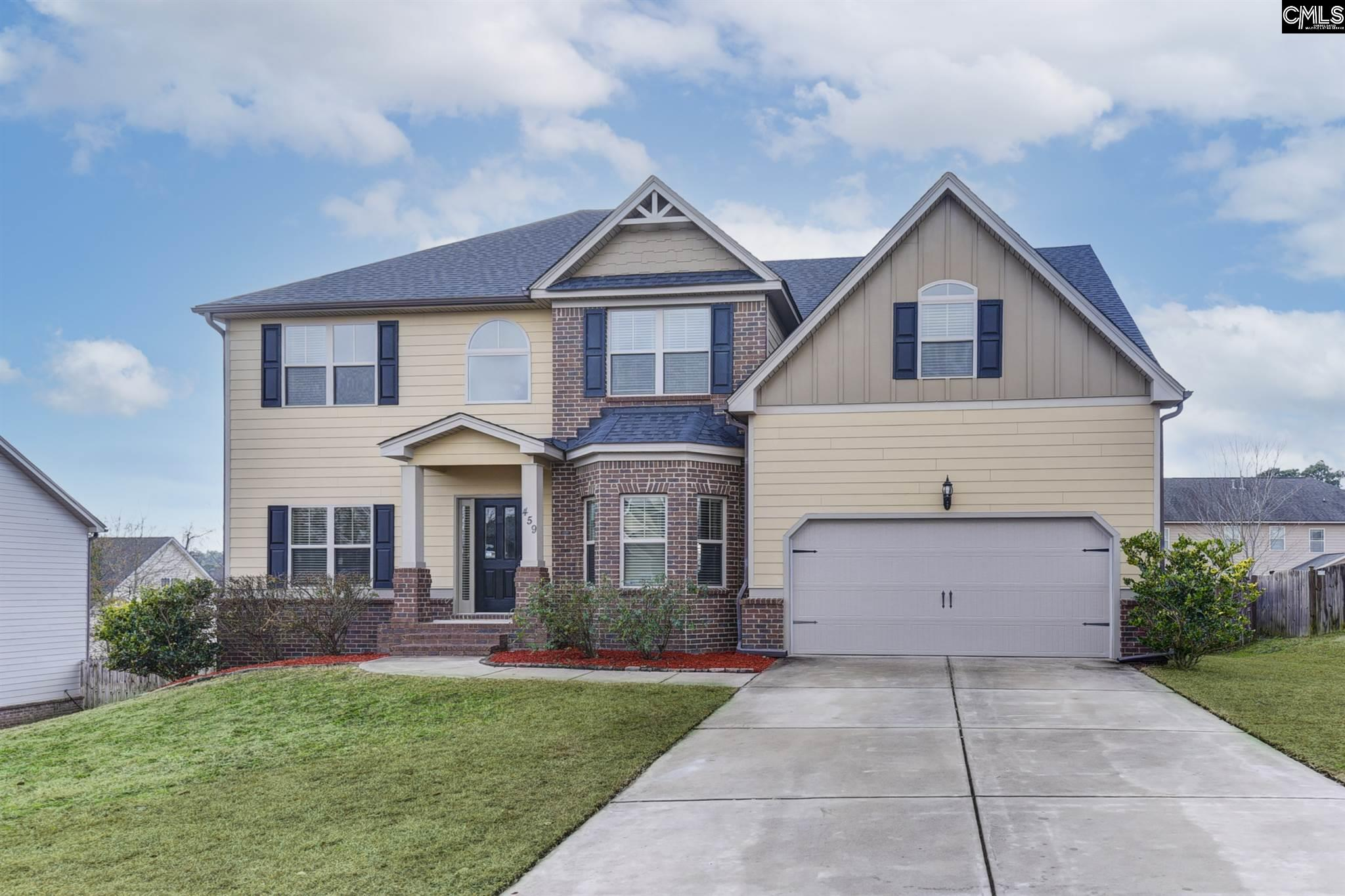 459 Dickson Hill Circle West Columbia, SC 29170