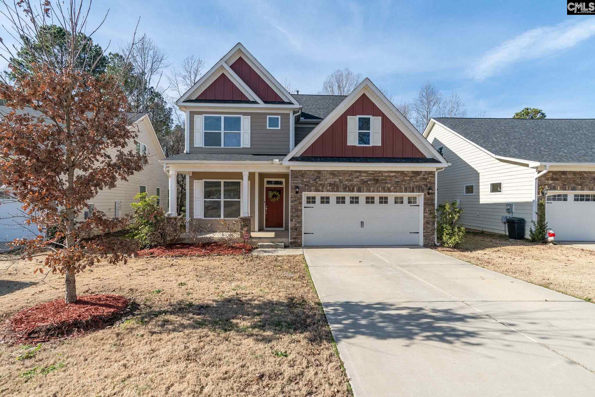 550 Hopscotch Lane Lexington, SC 29072-5501