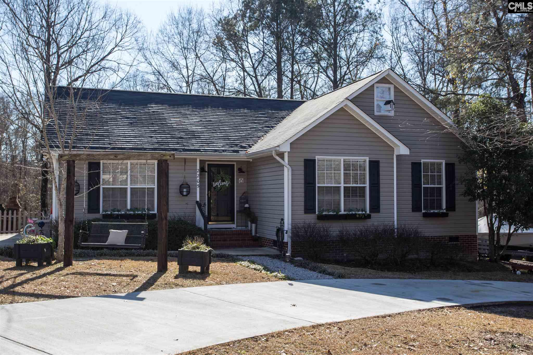 2205 Tickle Hill Road Camden, SC 29020-0000