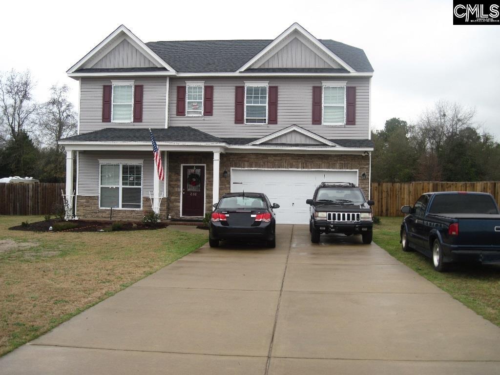 232 Harebell Lane Leesville, SC 29070