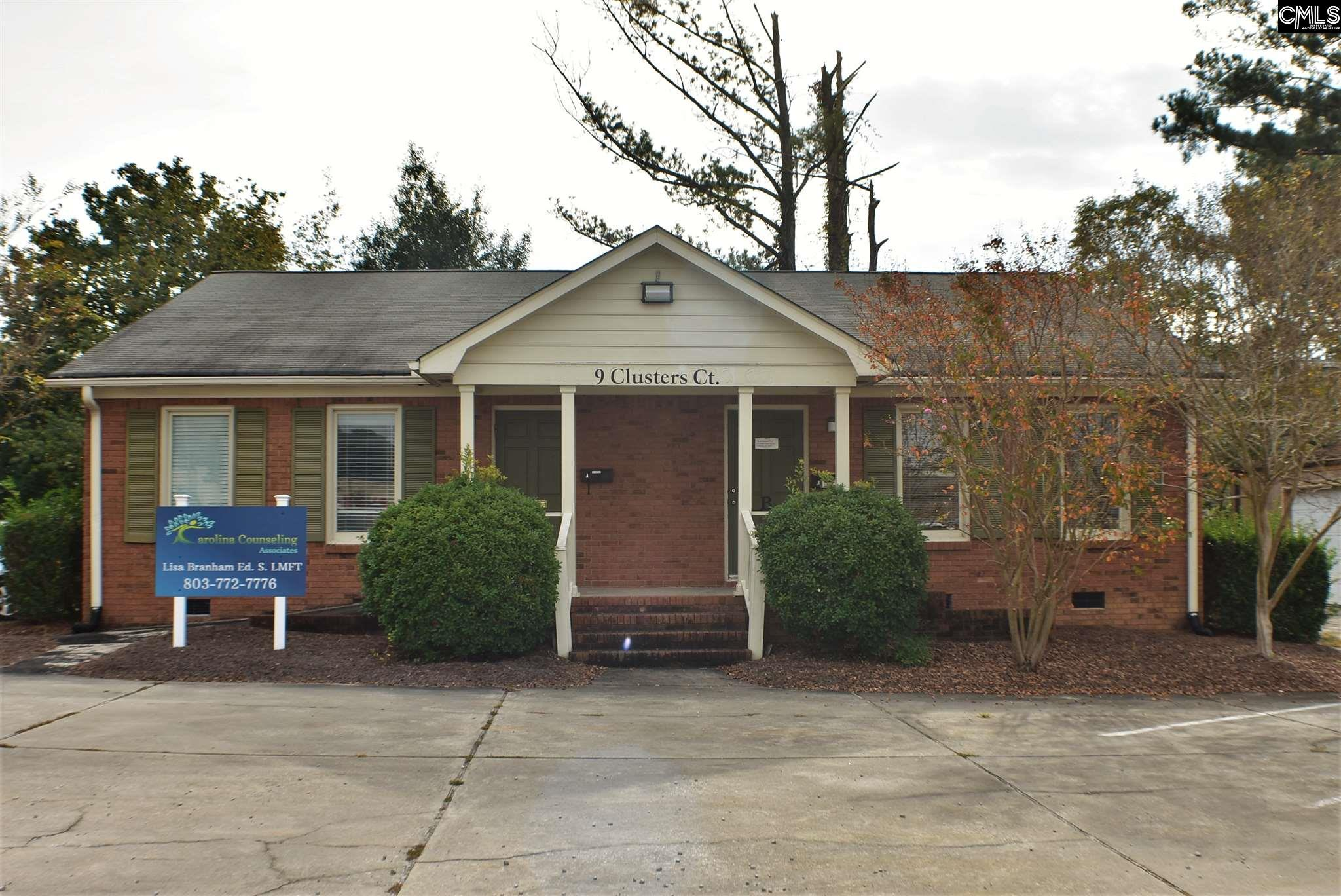 9 Clusters Court Columbia, SC 29210