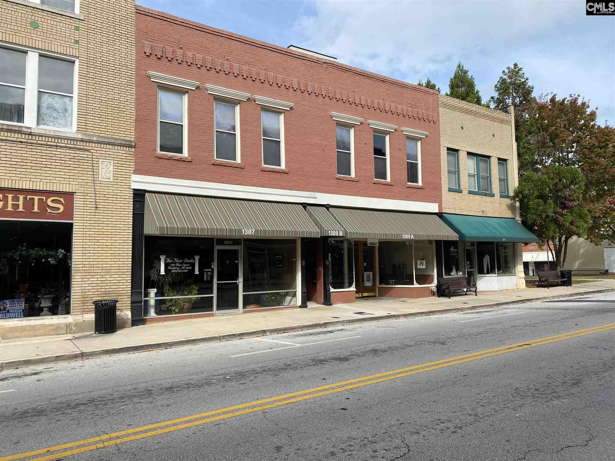 1307 & 130 Main Street Newberry, SC 29108