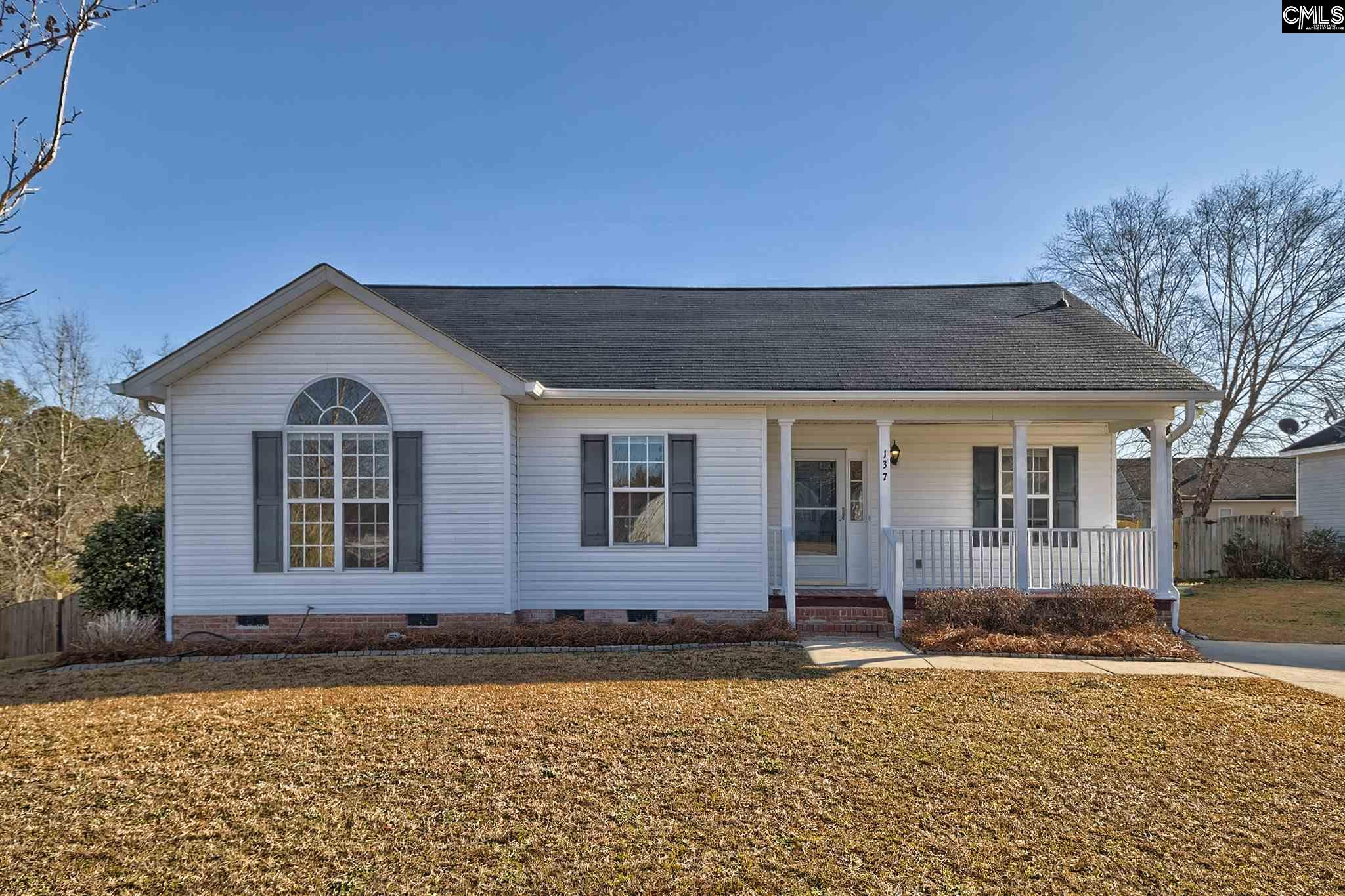 137 Maguire Drive Lexington, SC 29073
