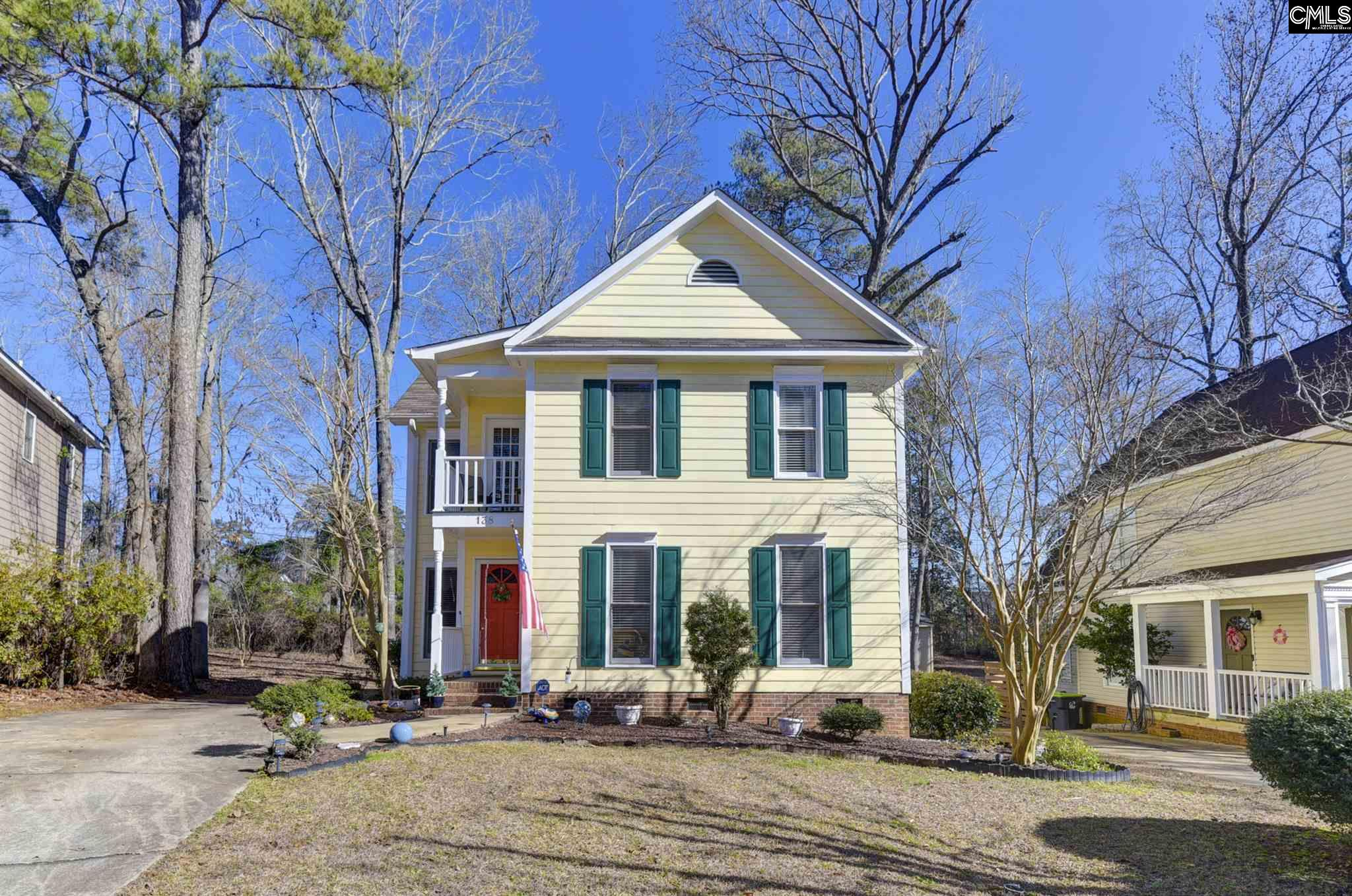 138 Landing Drive Lexington, SC 29072-7999