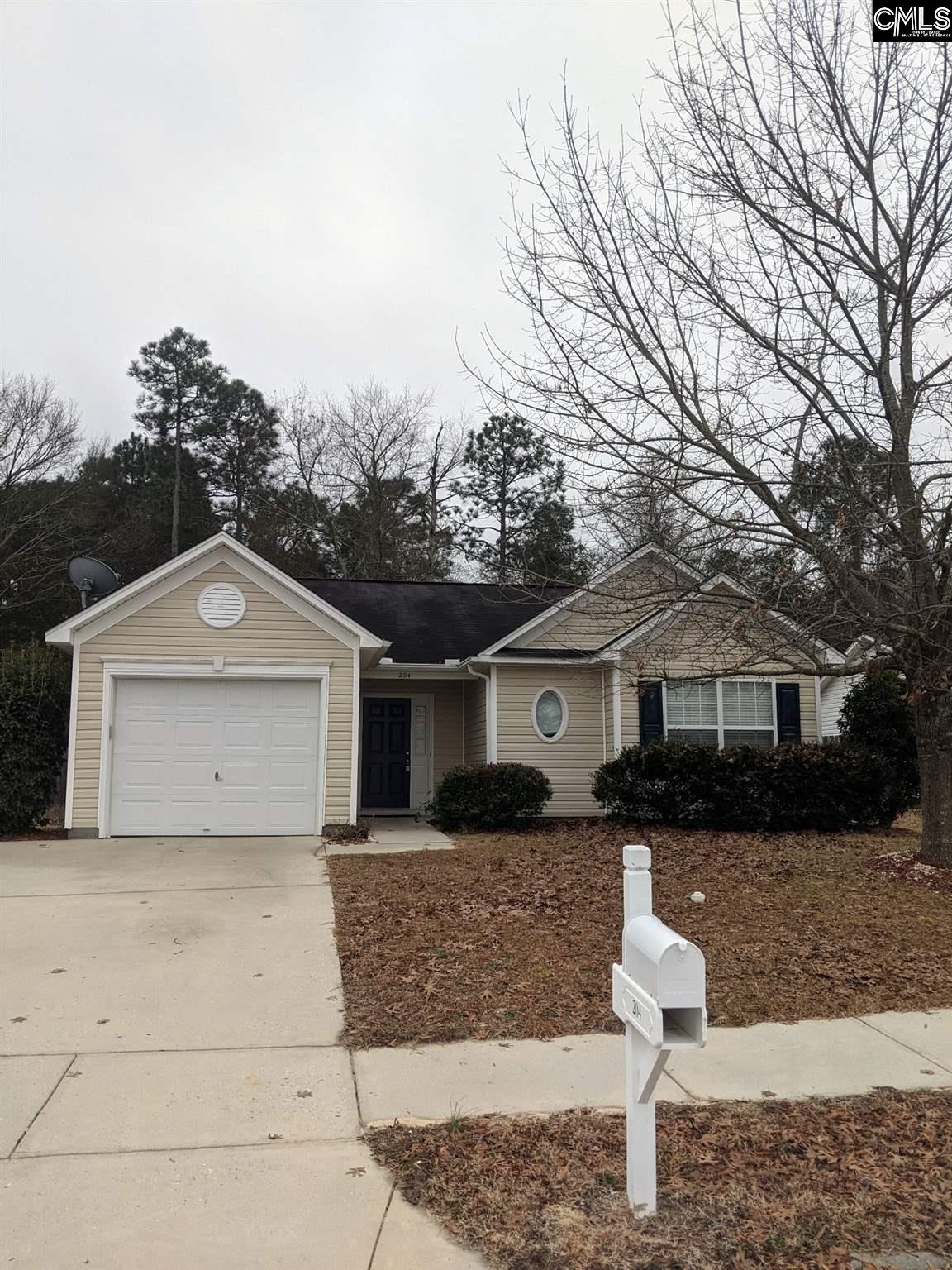 204 Greenvale Drive Lexington, SC 29072