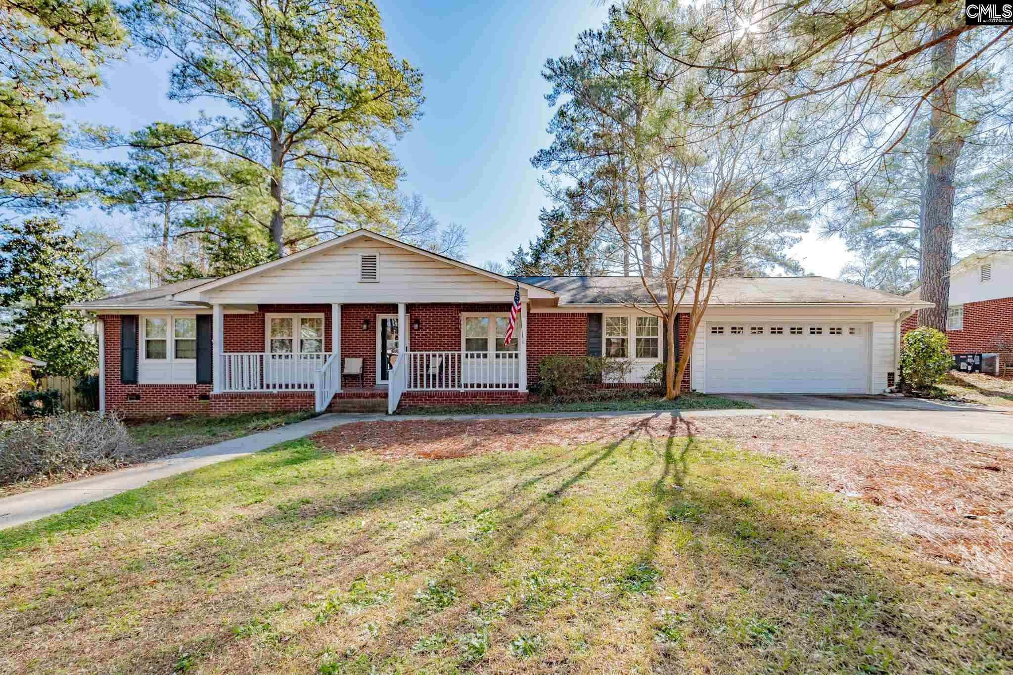 732 Woodland Hills West Columbia, SC 29210