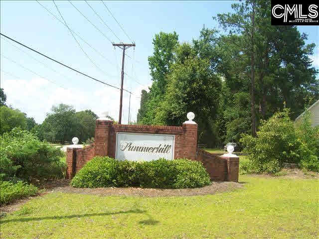 100 Summerhill Drive Columbia, SC 29203