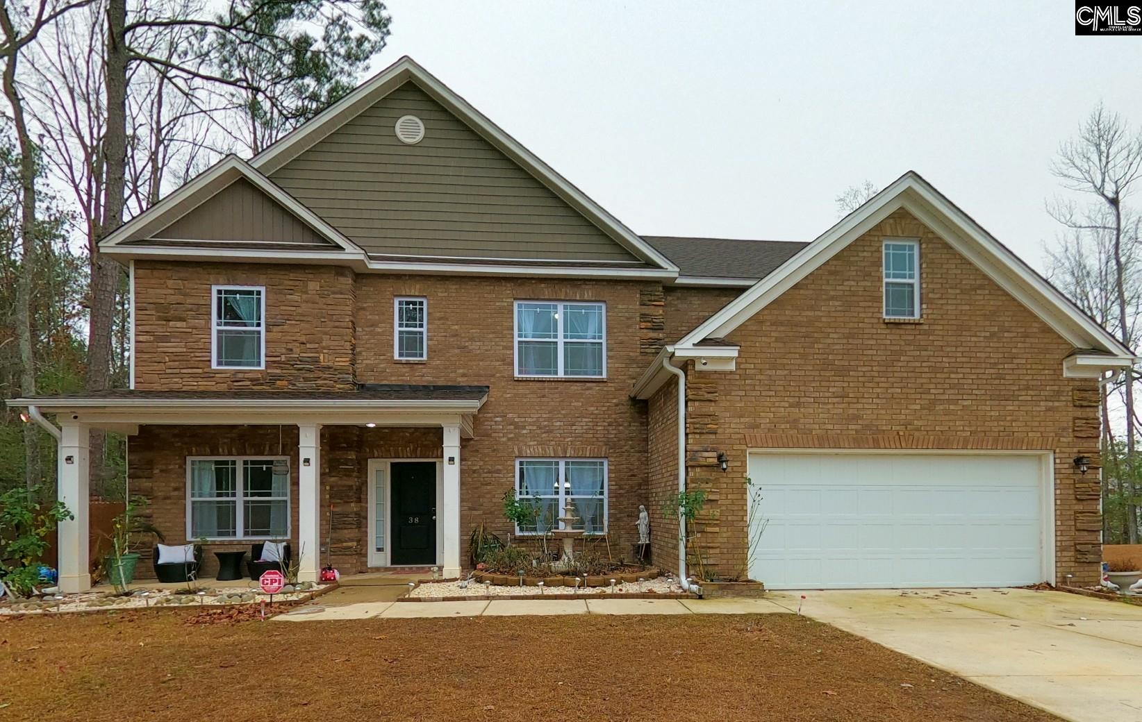 38 Athlone Court Blythewood, SC 29016