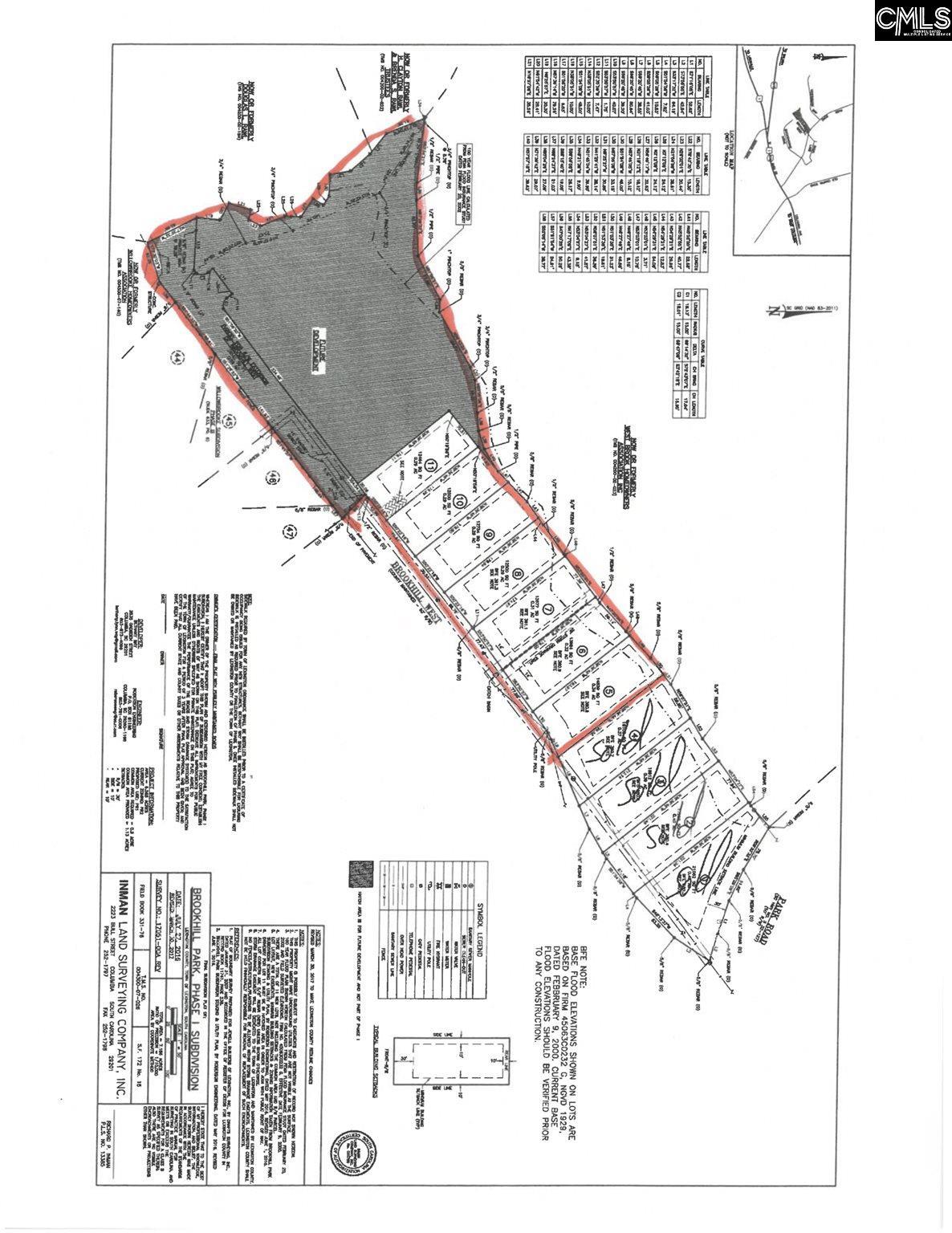 Brookhill Lexington, SC 29072