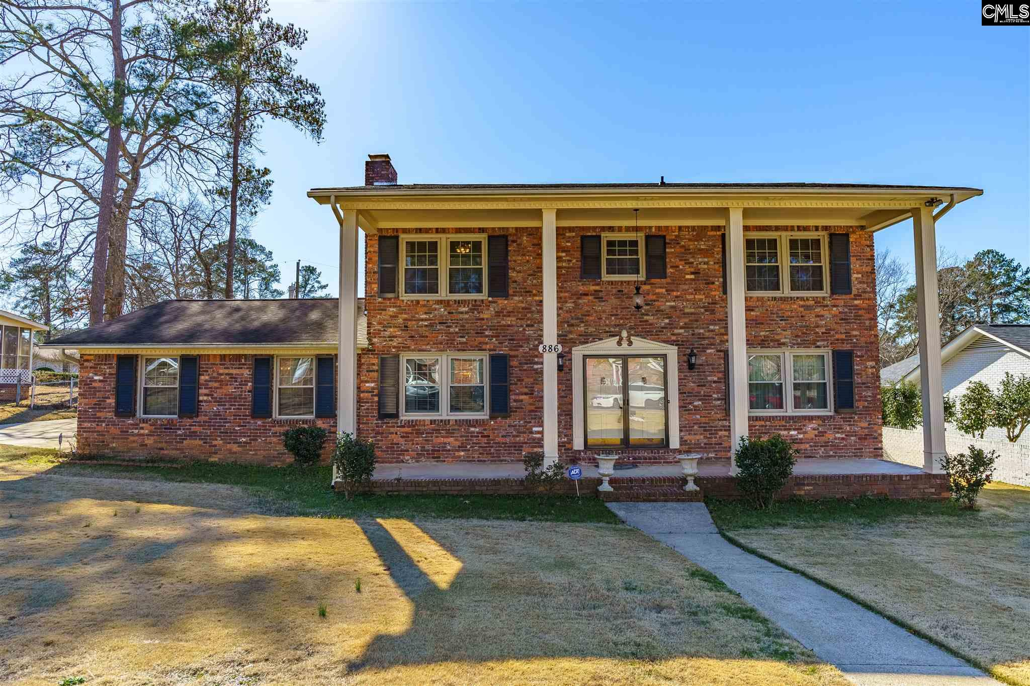 886 Pine Forest Trail Columbia, SC 29210-4921