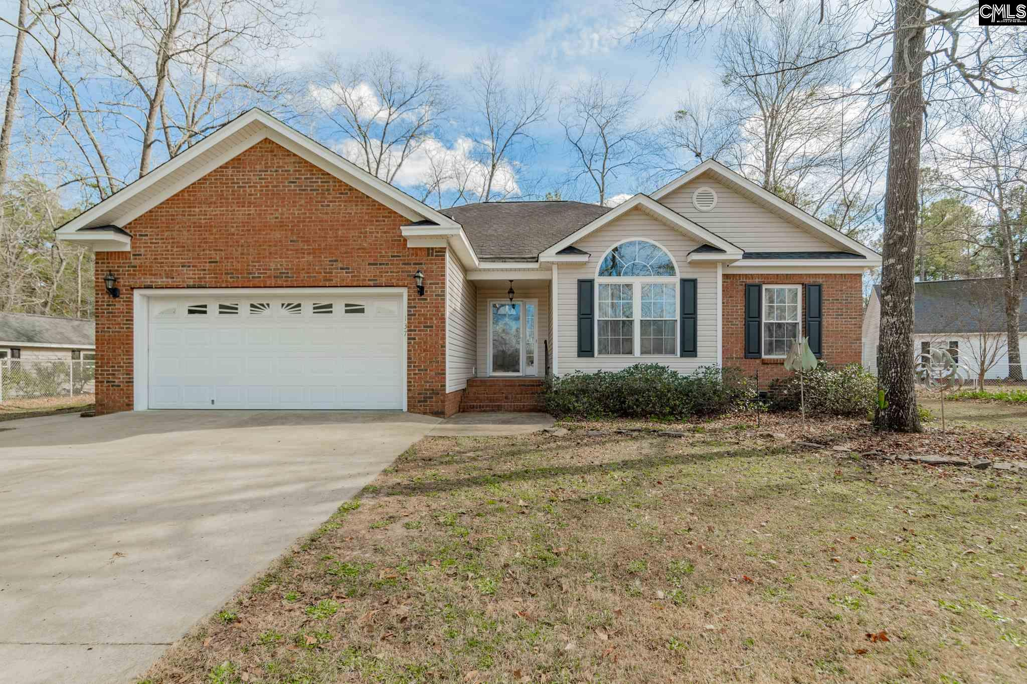 137 Cobbler Lane Gilbert, SC 29054