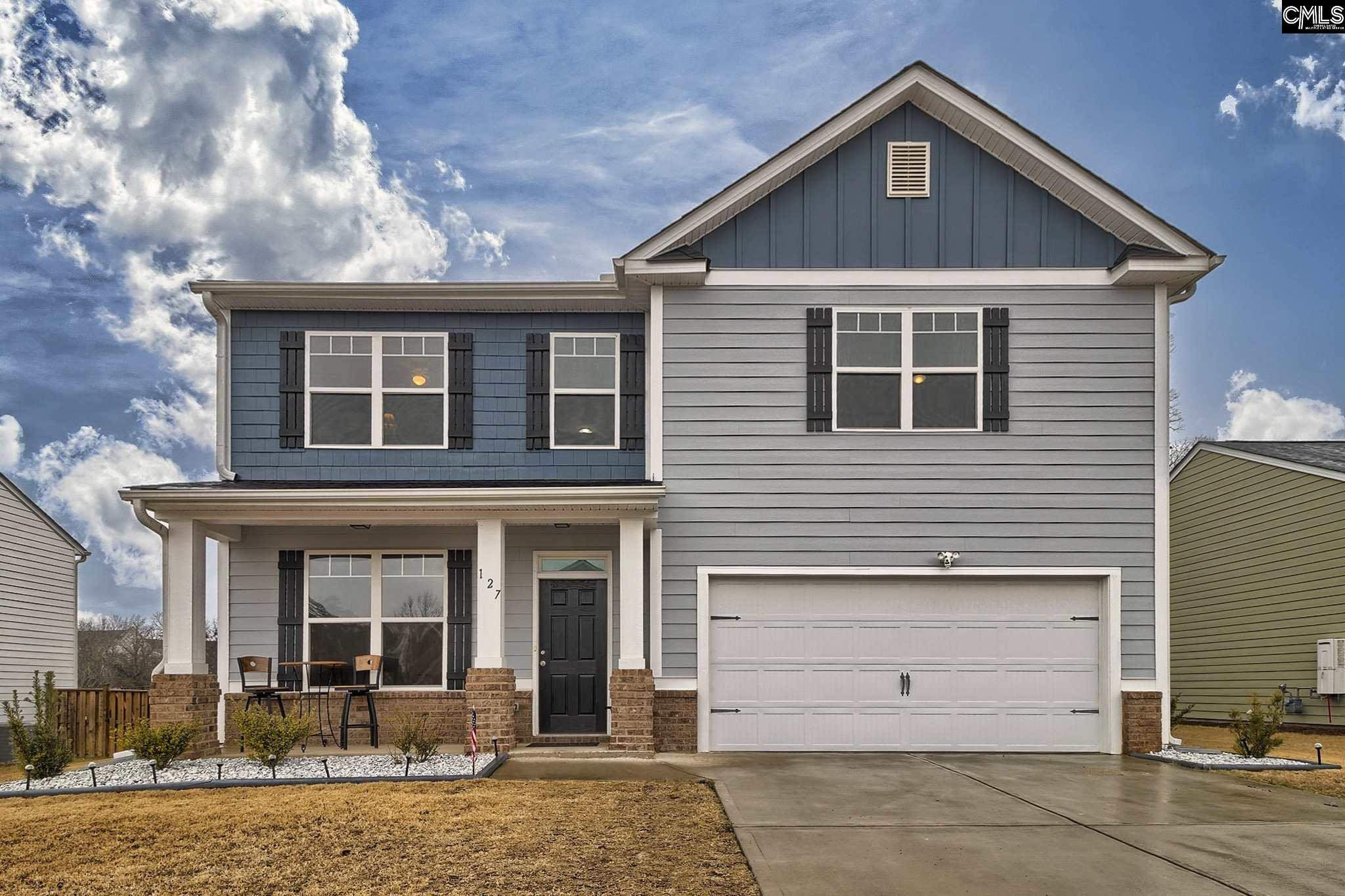 127 Wildlife Grove Road Lexington, SC 29072-2417