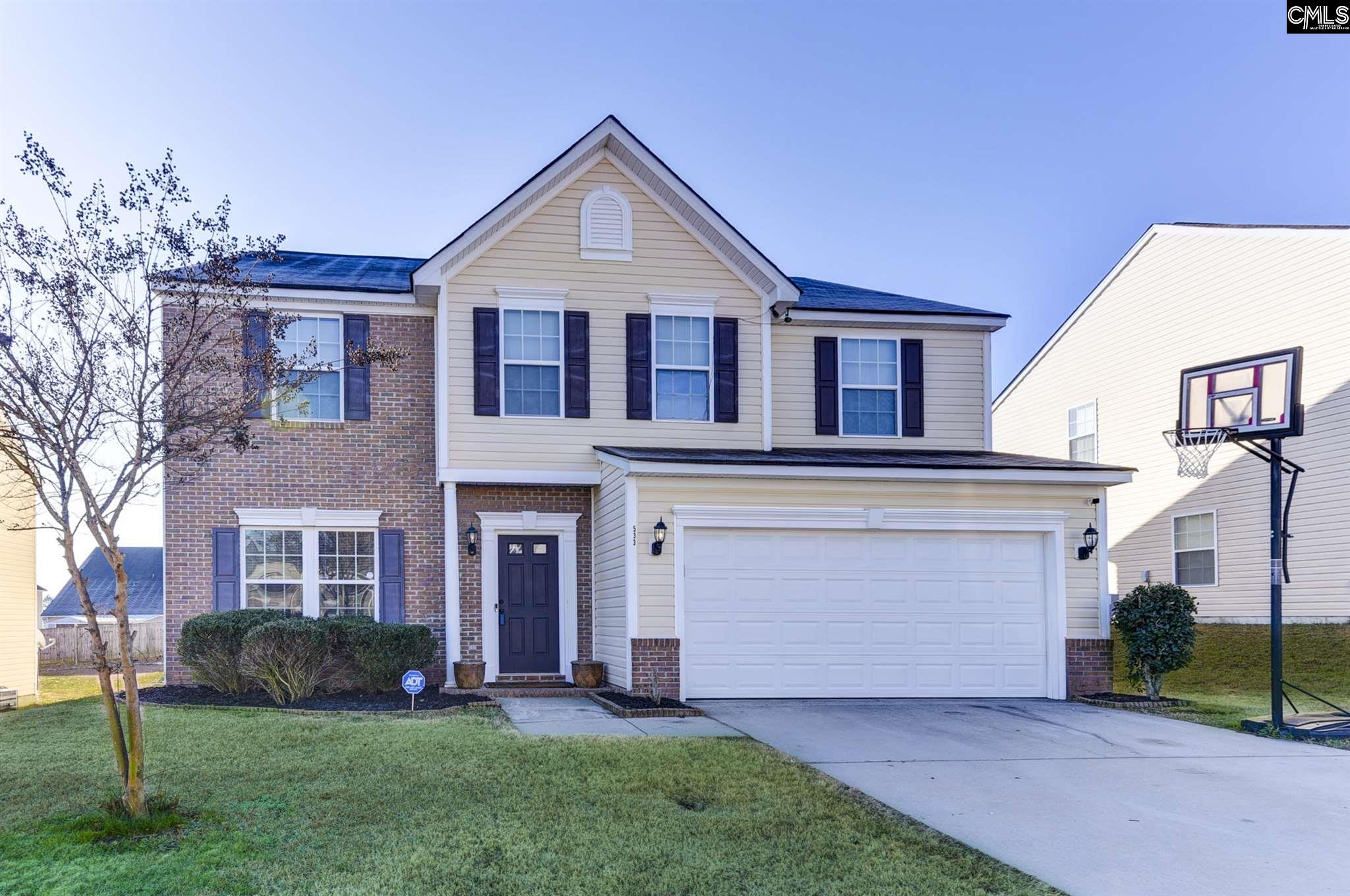 533 Wilkinson Lane Columbia, SC 29229