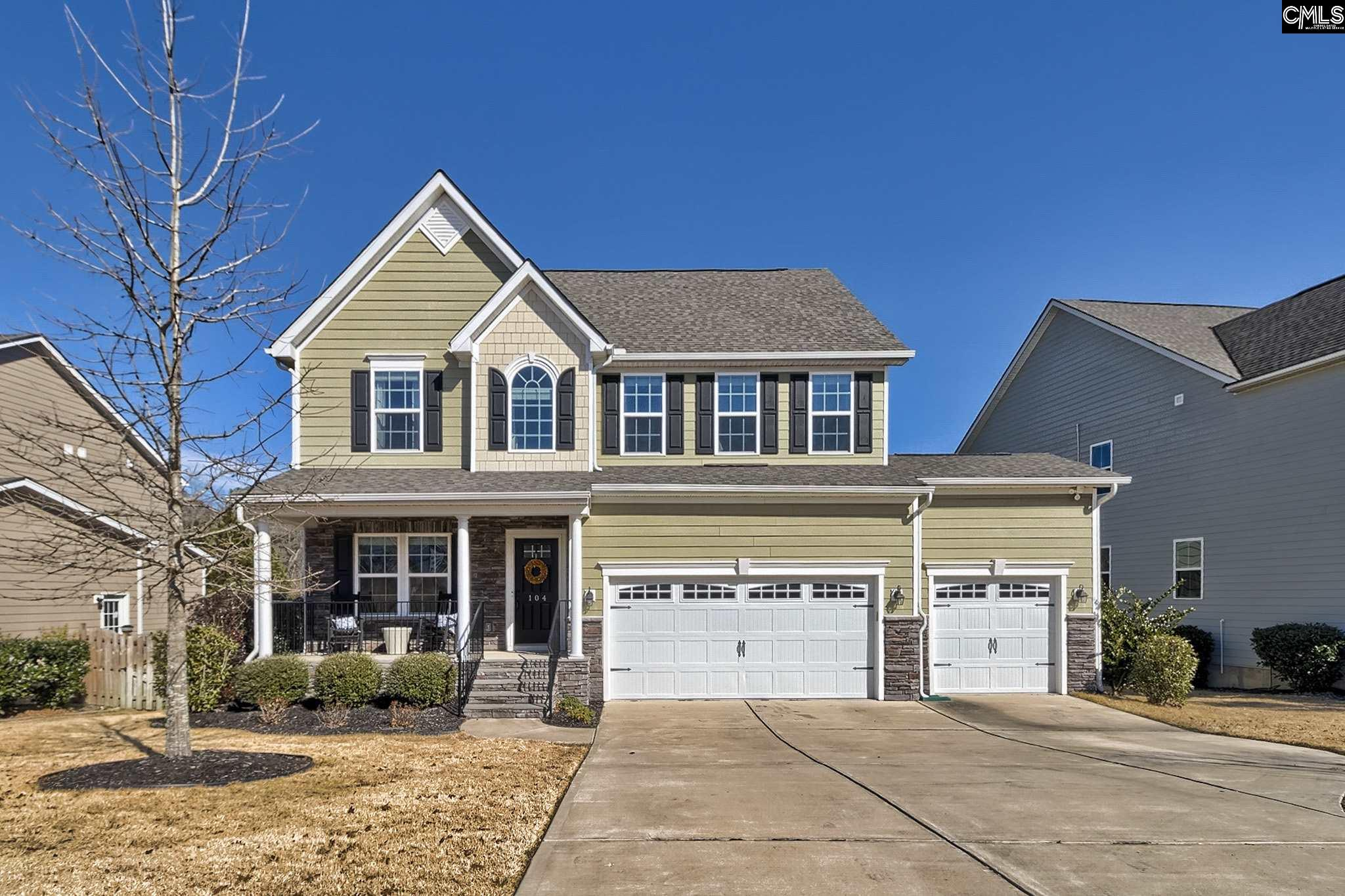 104 Golden Fluke Drive Lexington, SC 29072