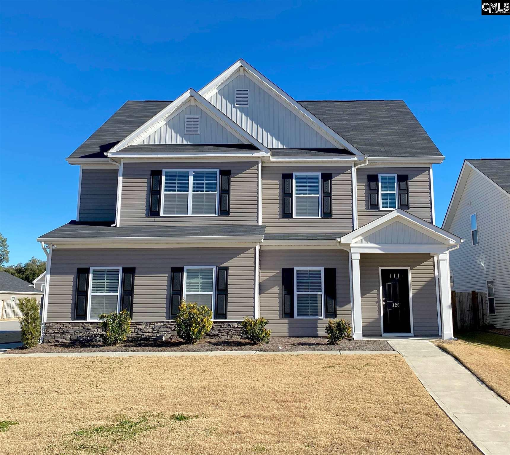 126 Plum Orchard Drive West Columbia, SC 29170