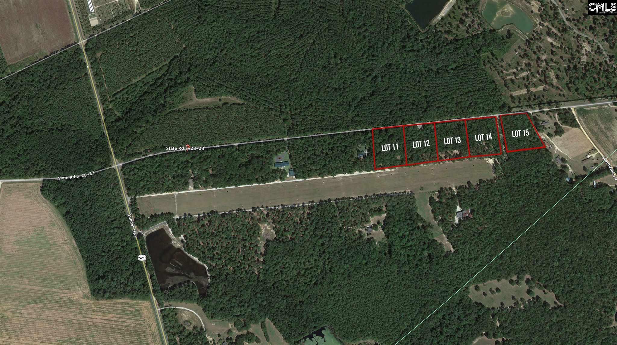 TBD Swift Creek Rd UNIT 11-15 Rembert, SC 29128