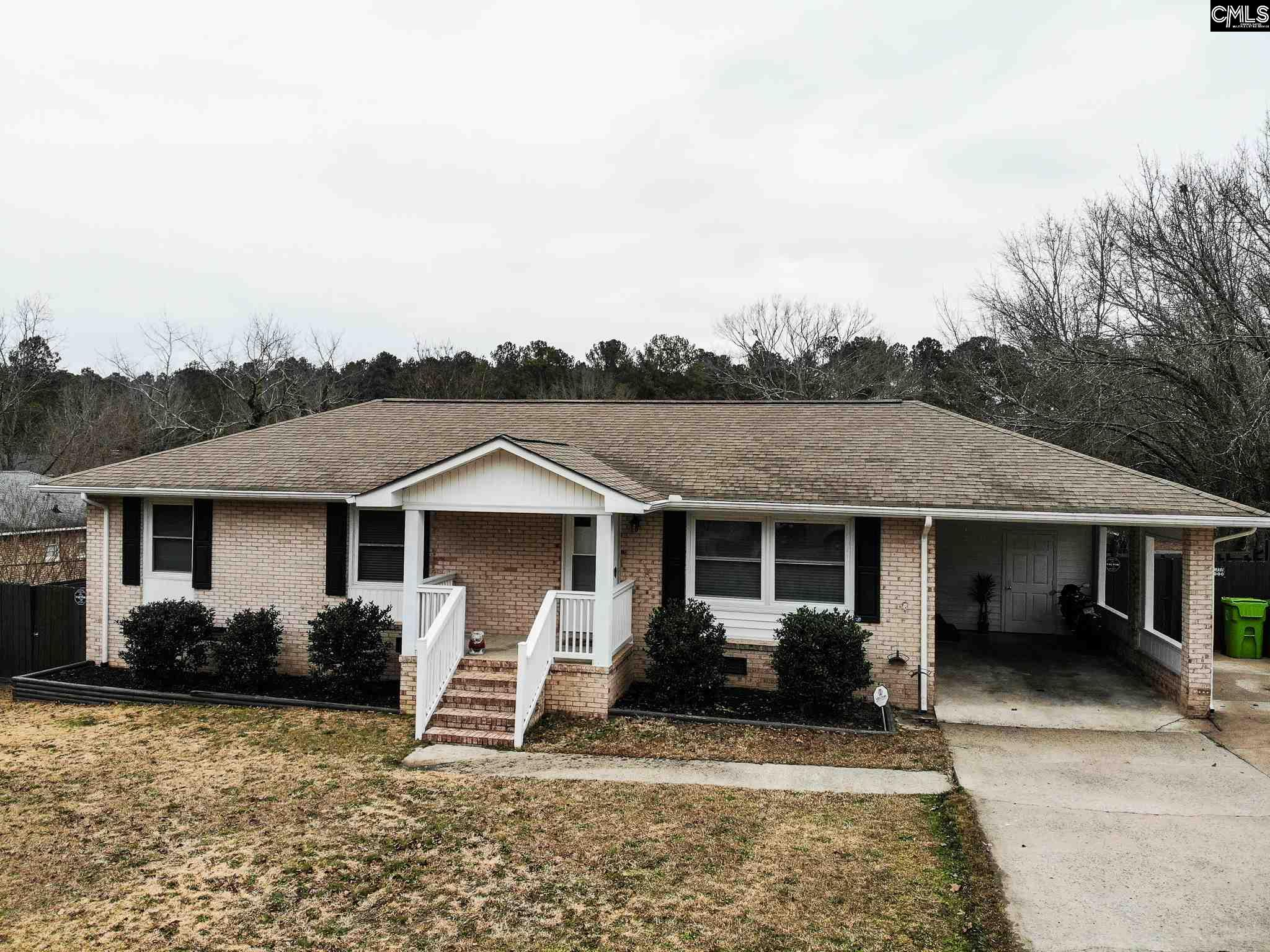 2207 Weiss Drive Columbia, SC 29209