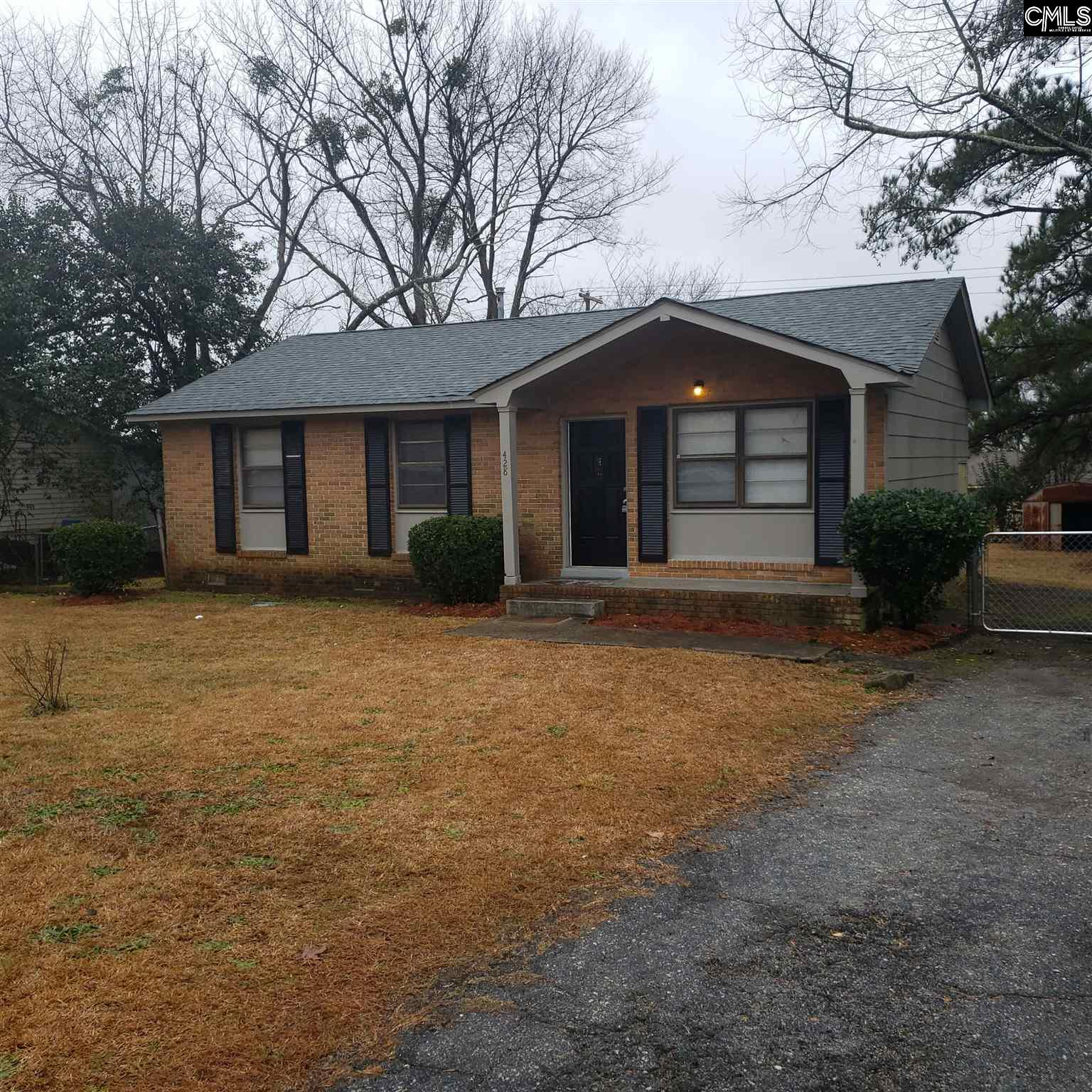 428 West Lakeside Avenue Columbia, SC 29203