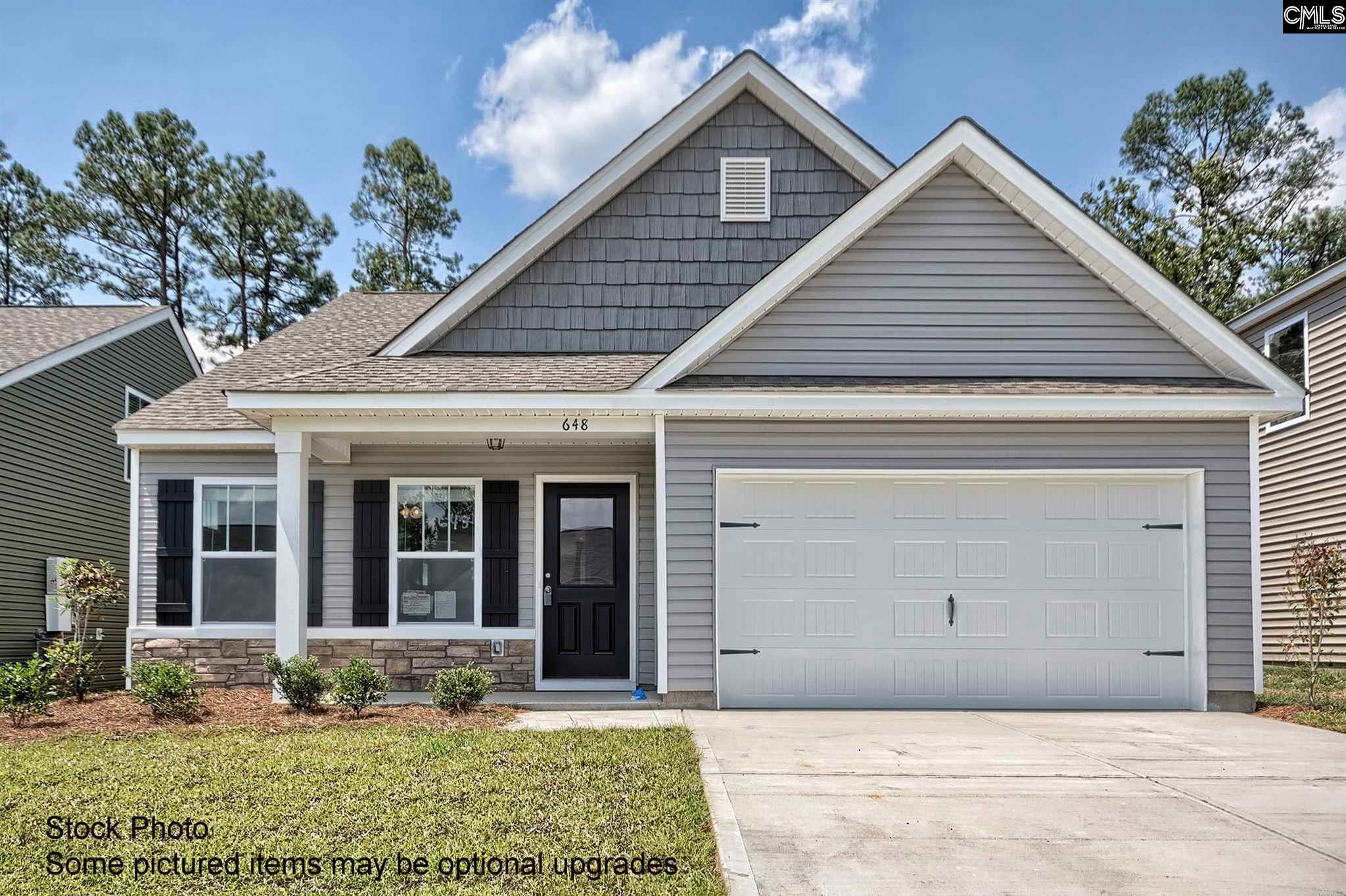 109 Calming Creek (lot 4) Way Elgin, SC 29045