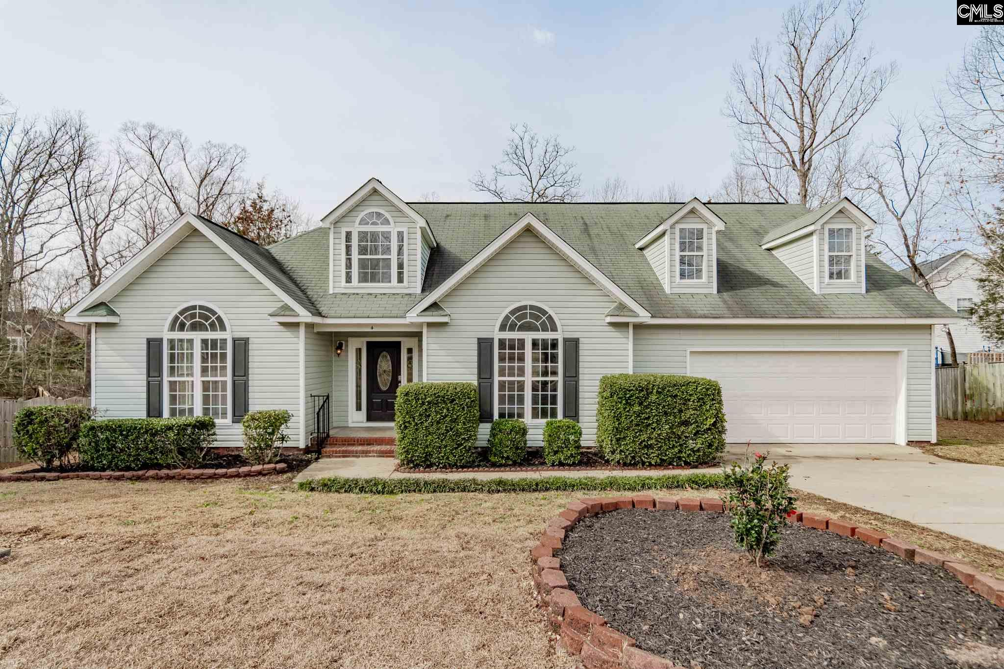 4 Hunting View Court Irmo, SC 29063