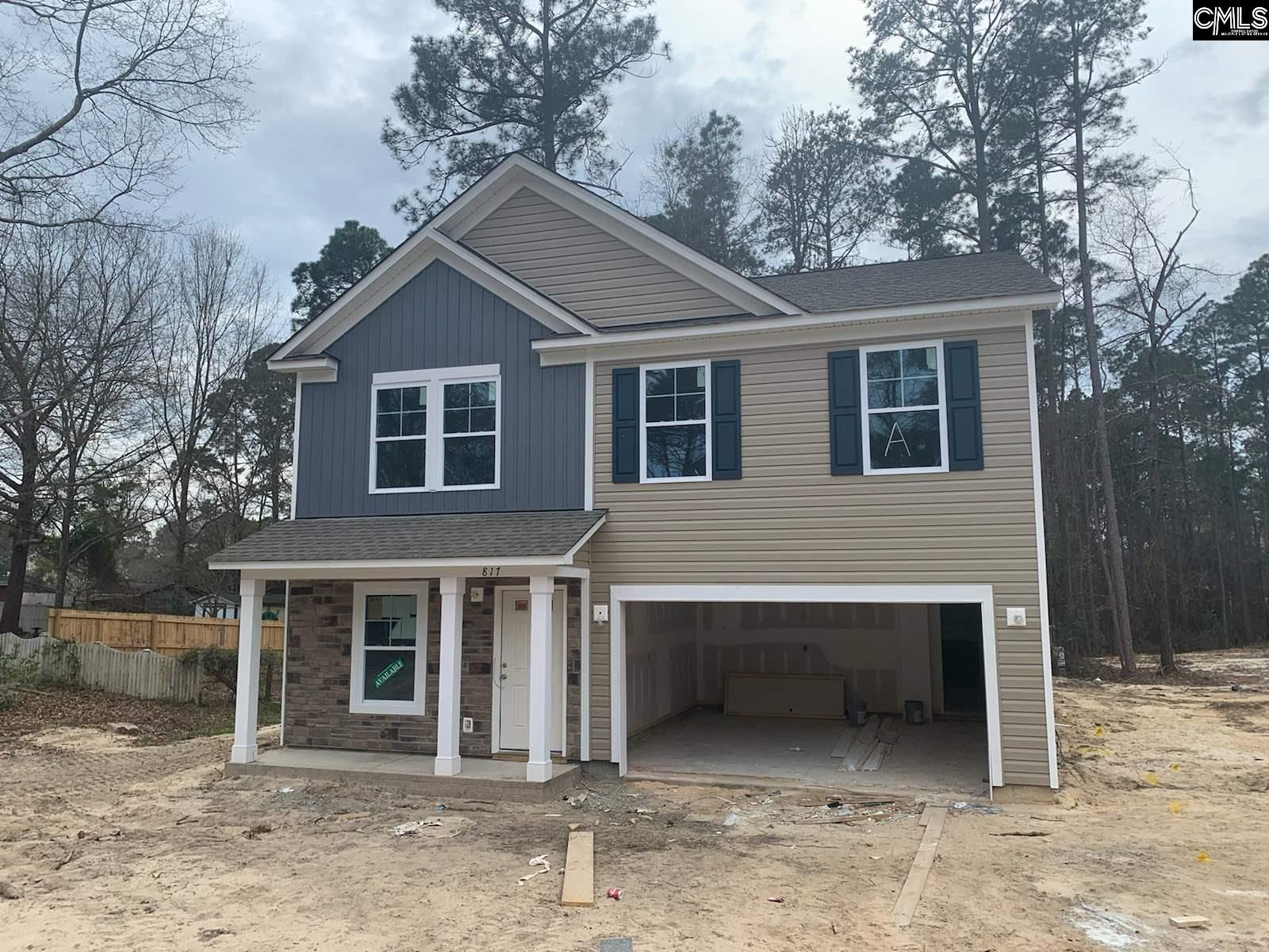 817 John G Richards (lot A) Road Camden, SC 29020