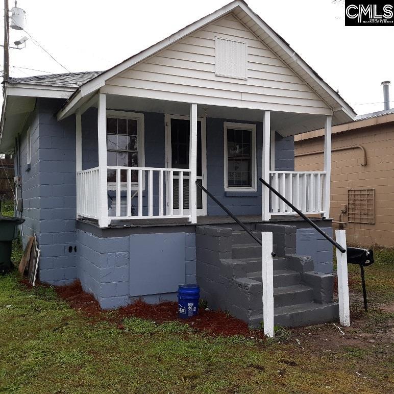 3129 Carver Street Columbia, SC 29203