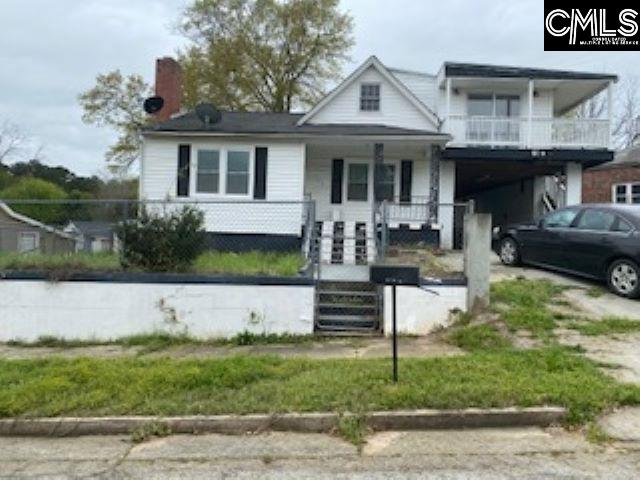 320 Elm Street Winnsboro, SC 29180
