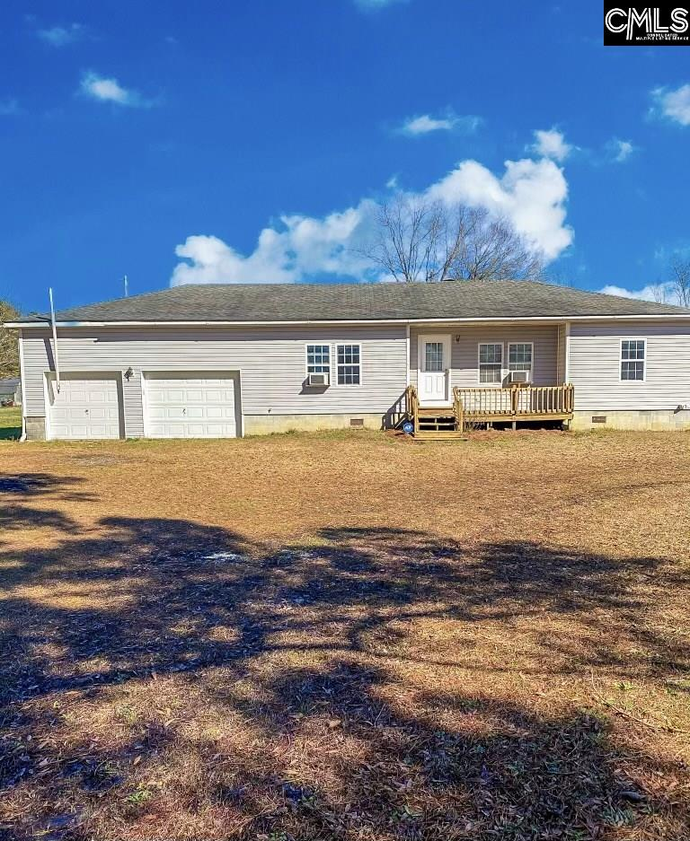 4051 Lake Swamp Rd Timmonsville, SC 29161