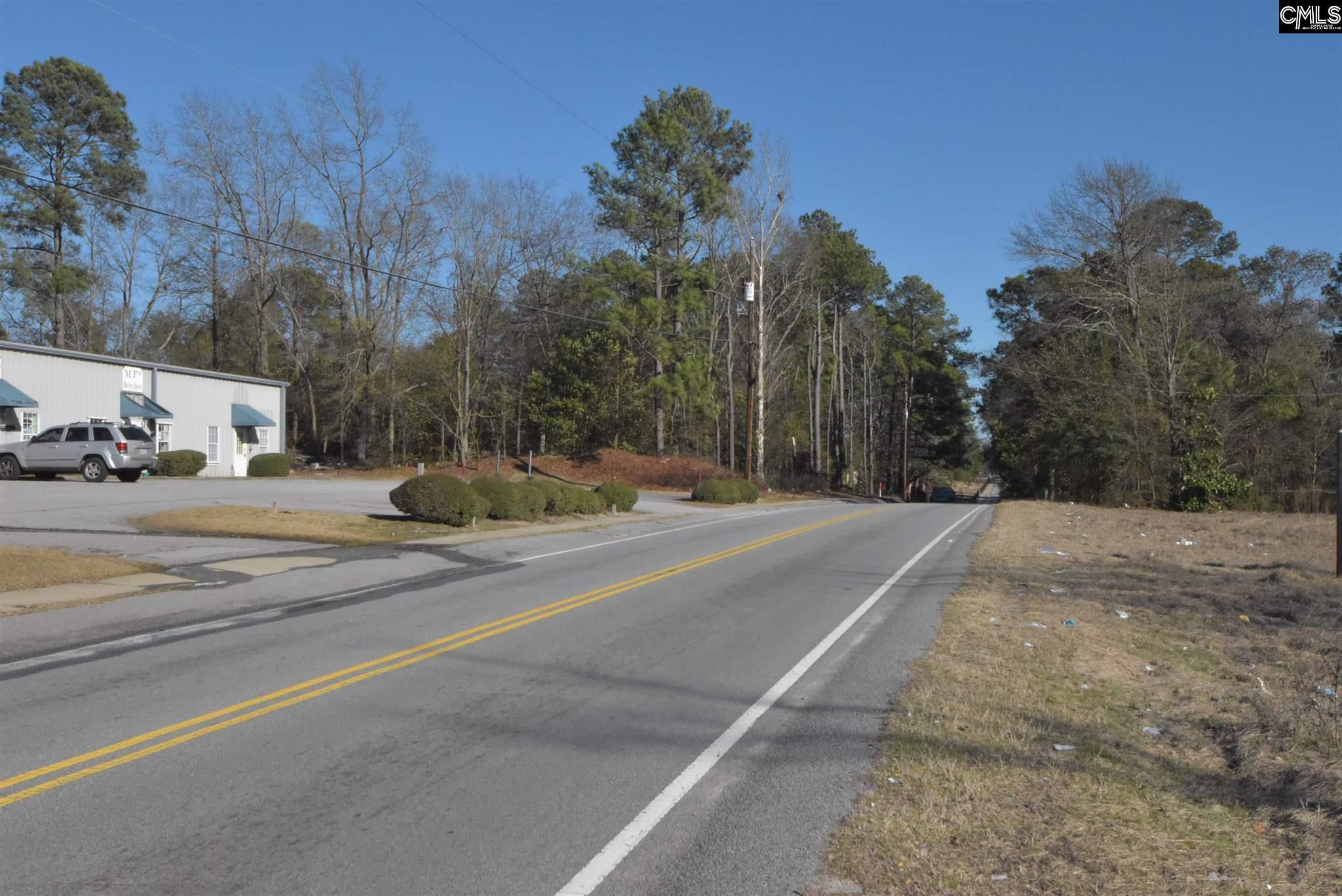 W/S Fairfield Road Columbia, SC 29203