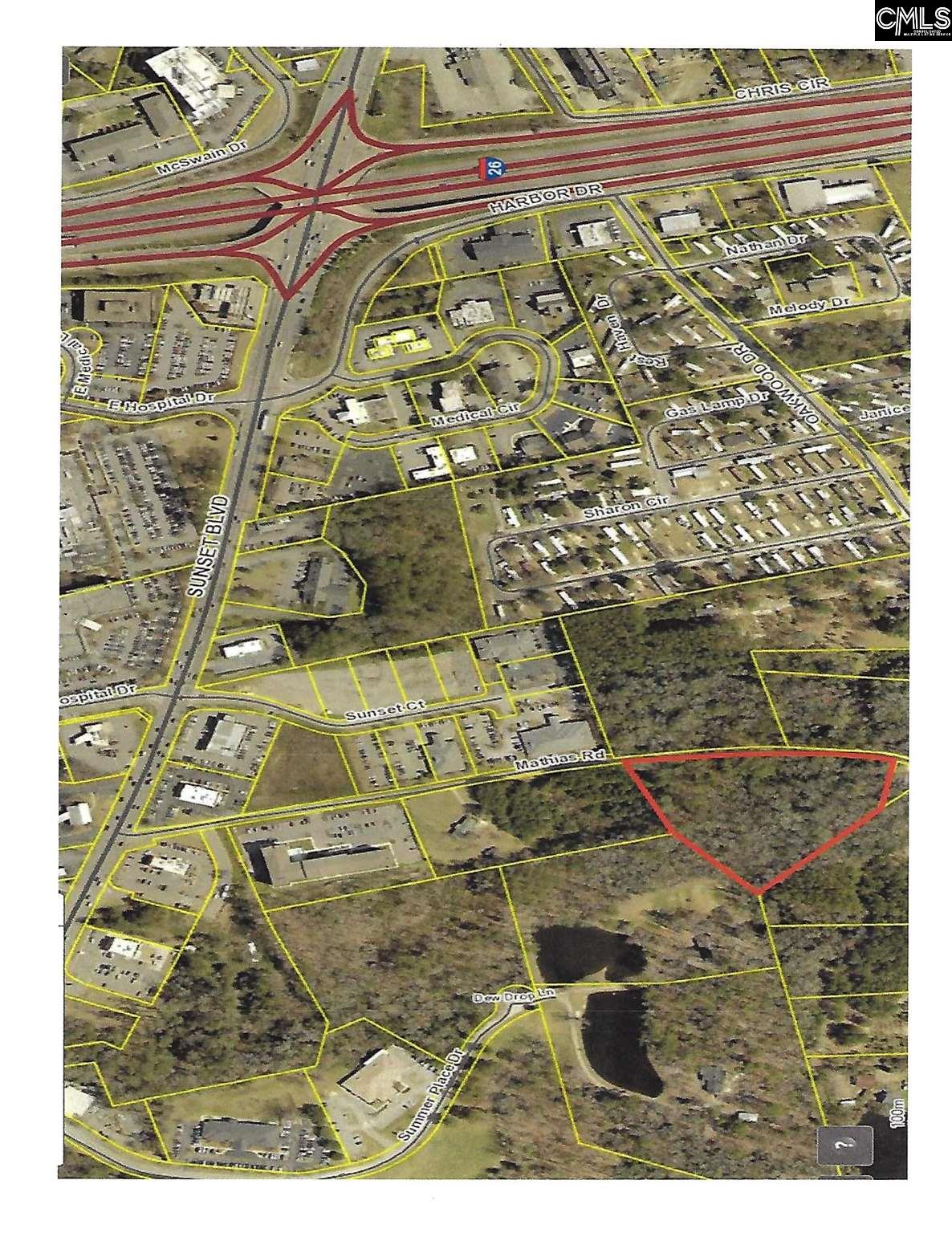 Mathias Road West Columbia, SC 29169-9999