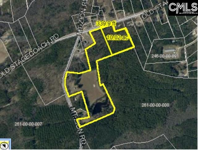 802 Mount Zion Road Camden, SC 29020-1500