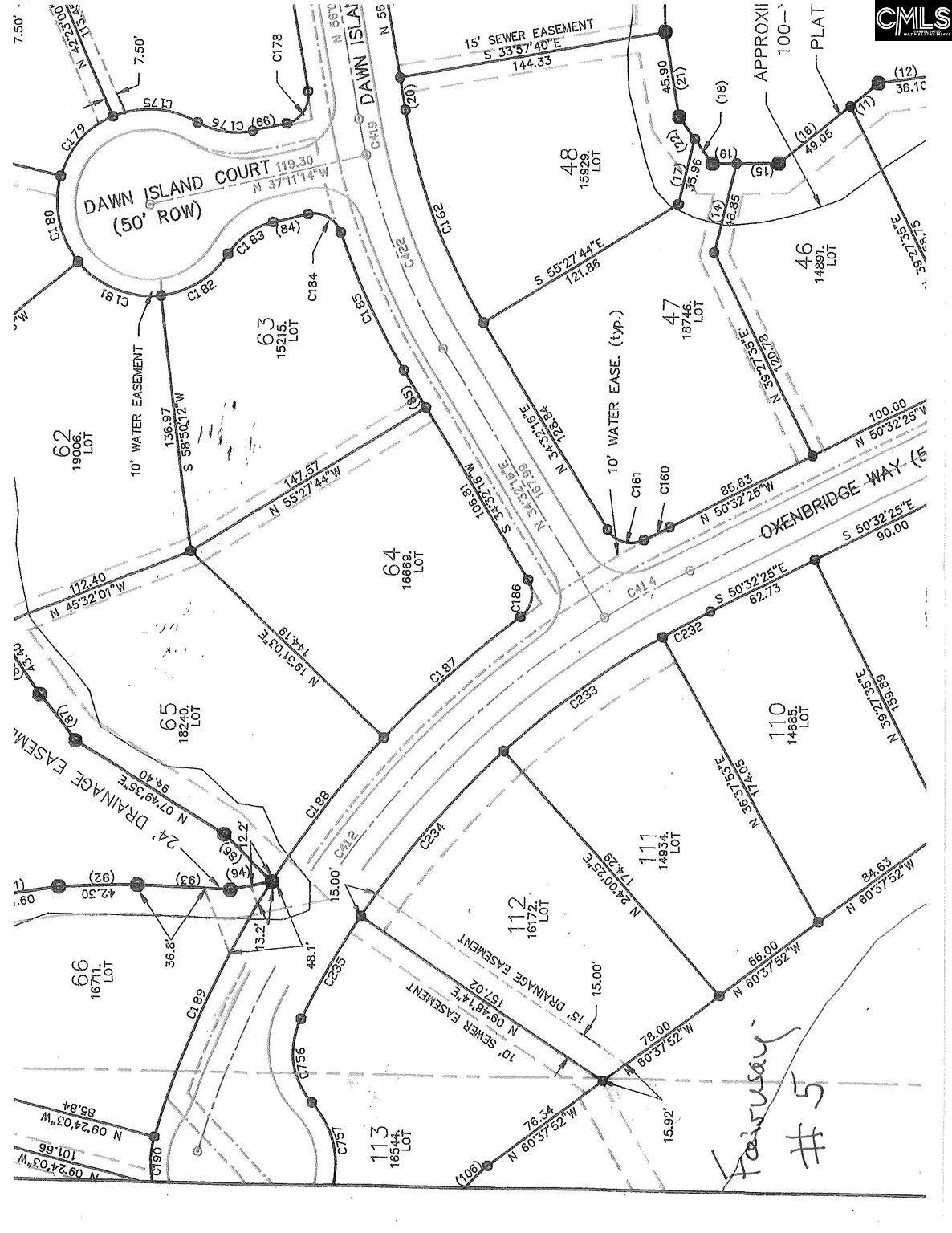 449 Oxenbridge Way UNIT #112 Chapin, SC 29036