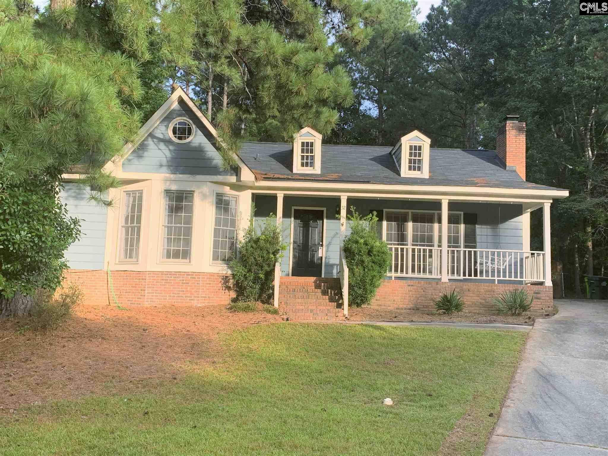 52 Old Well Road Irmo, SC 29063-2174