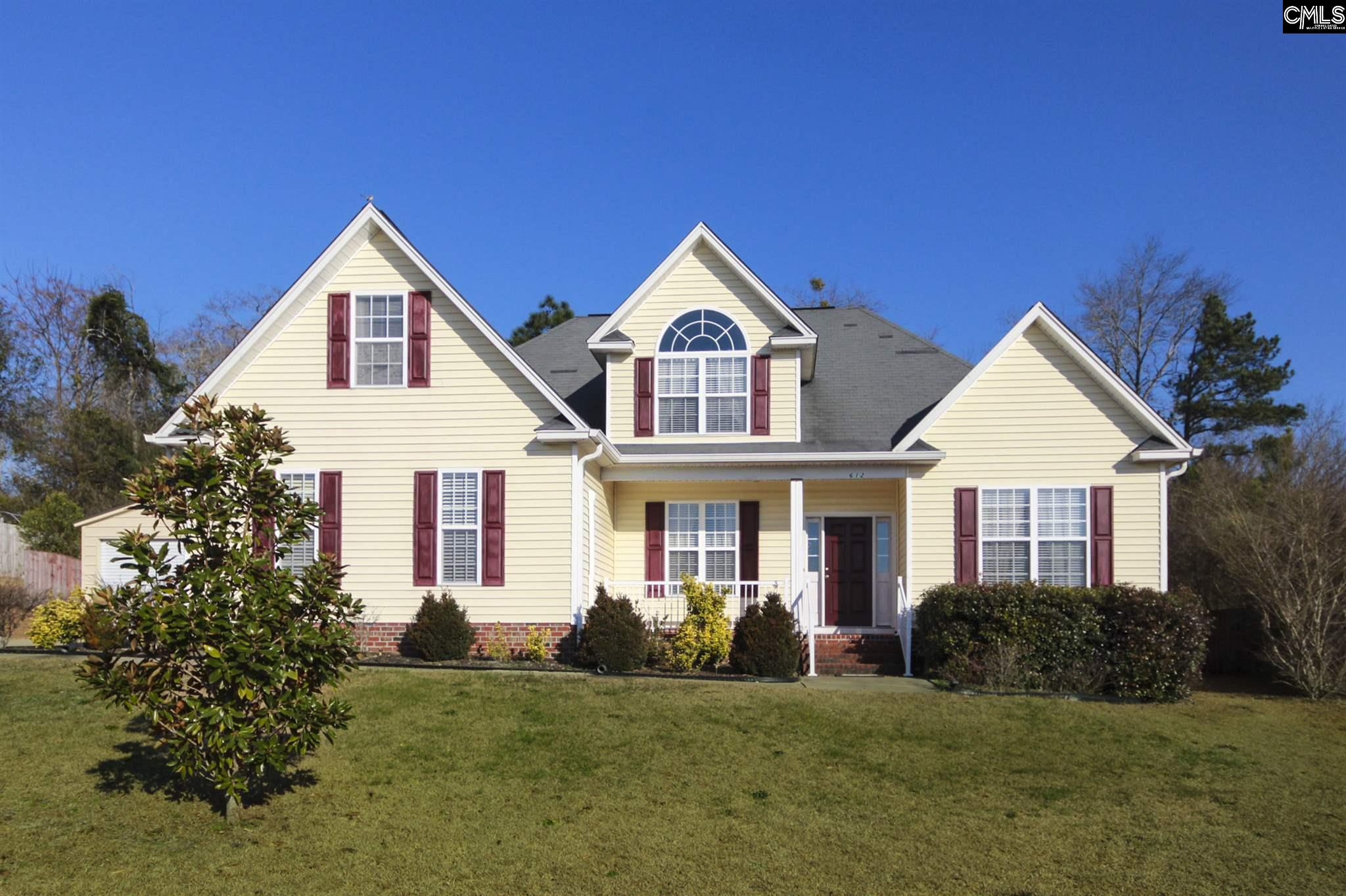 612 Sunrise Farm Court Lexington, SC 29073
