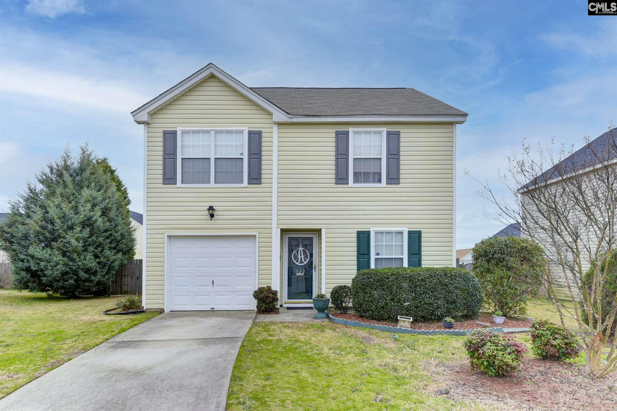 322 Waverly Place Court Columbia, SC 29229-7679