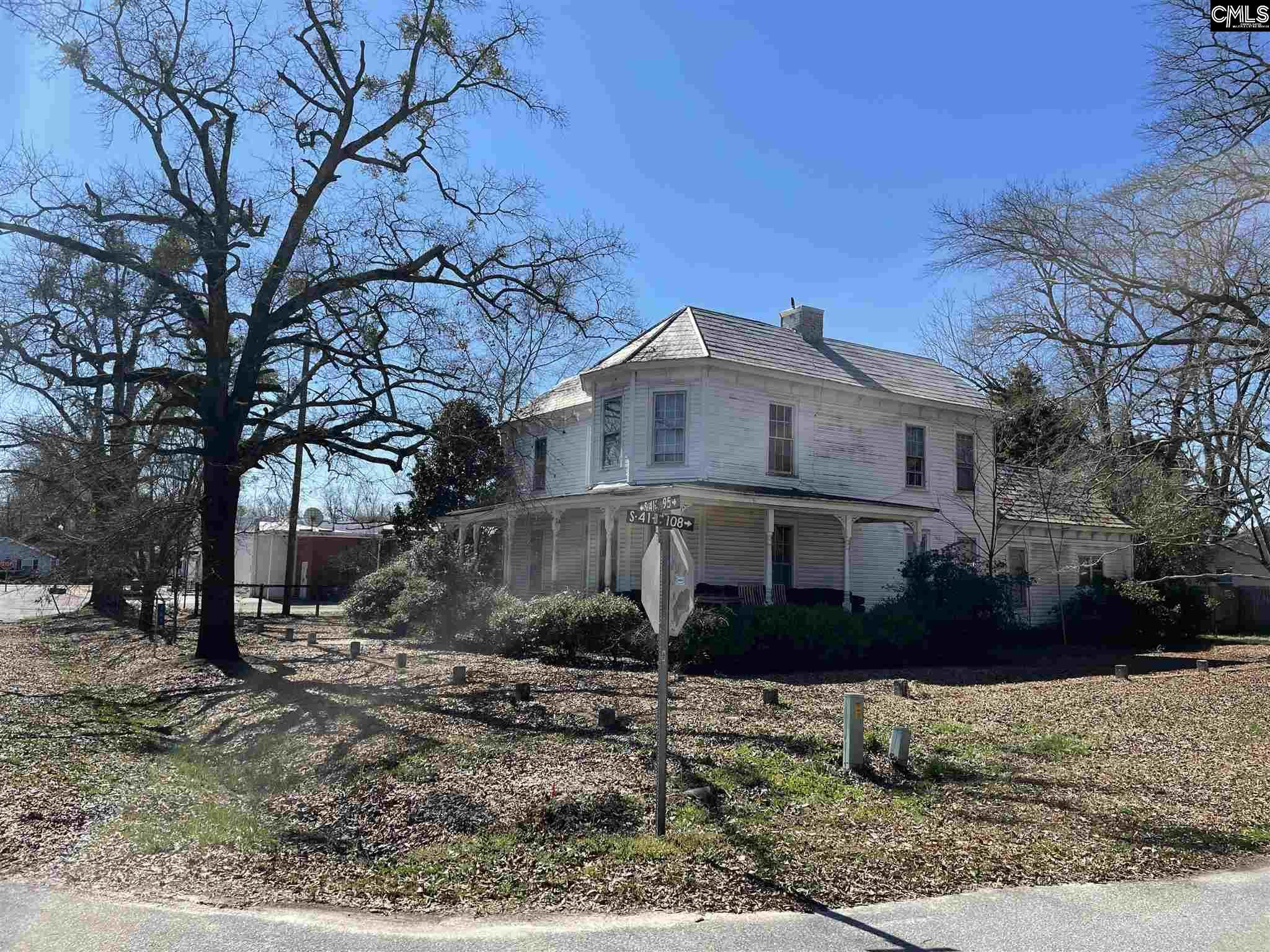 201 Merritt Avenue Ridge Spring, SC 29129