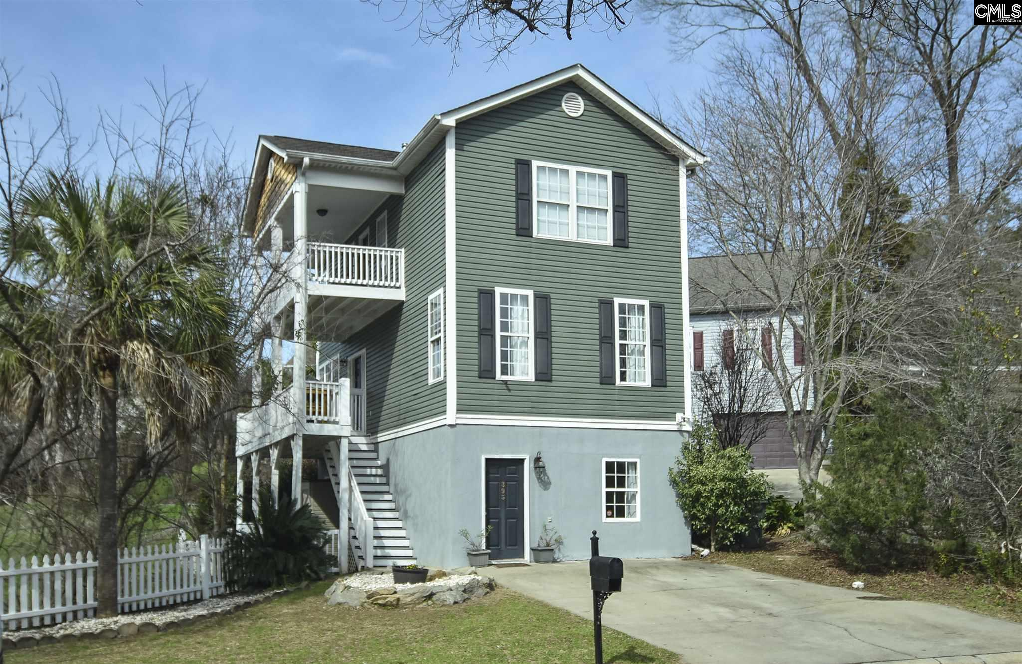 395 Canal Place Drive Columbia, SC 29201-1557