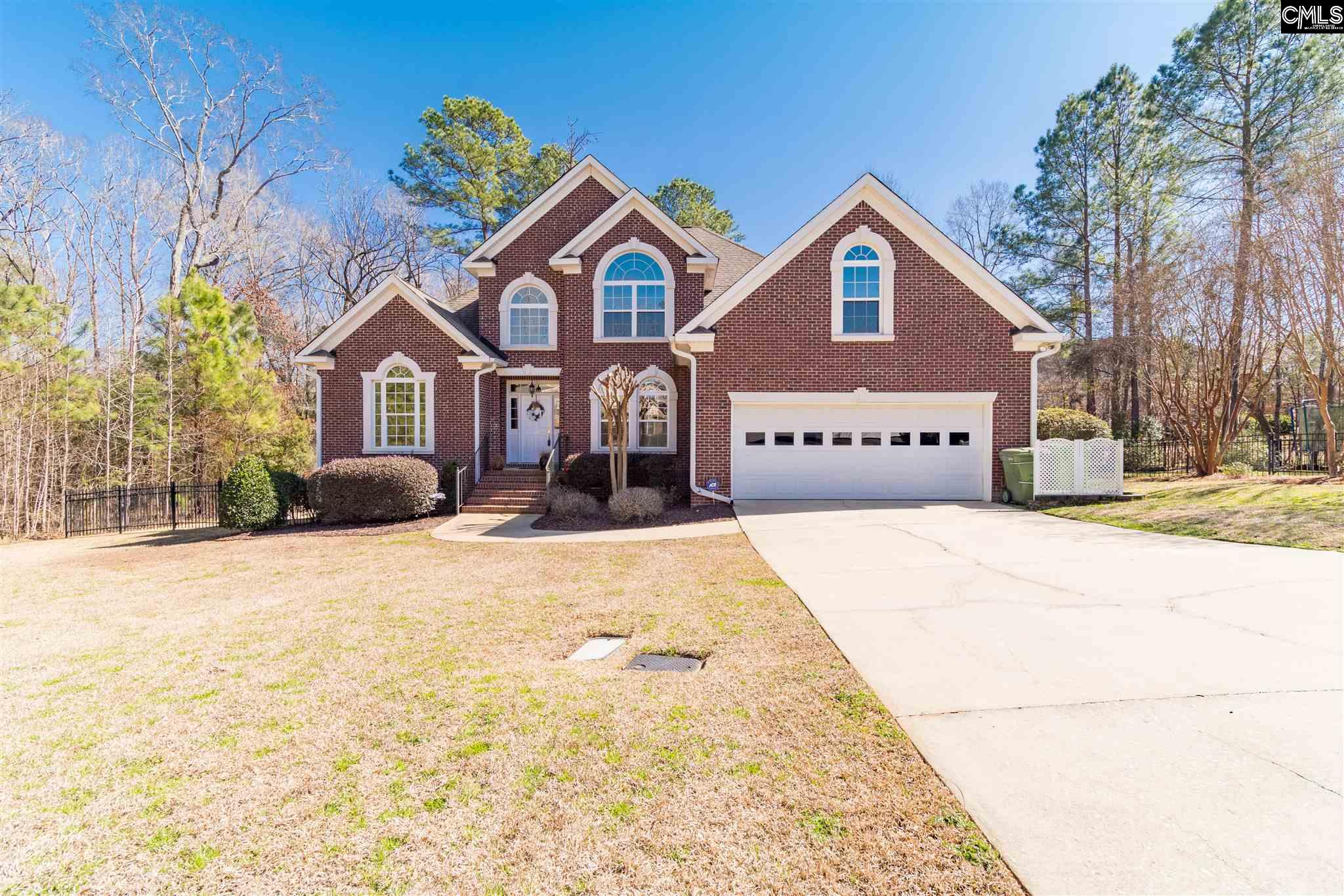14 Cypress Springs Court Chapin, SC 29036